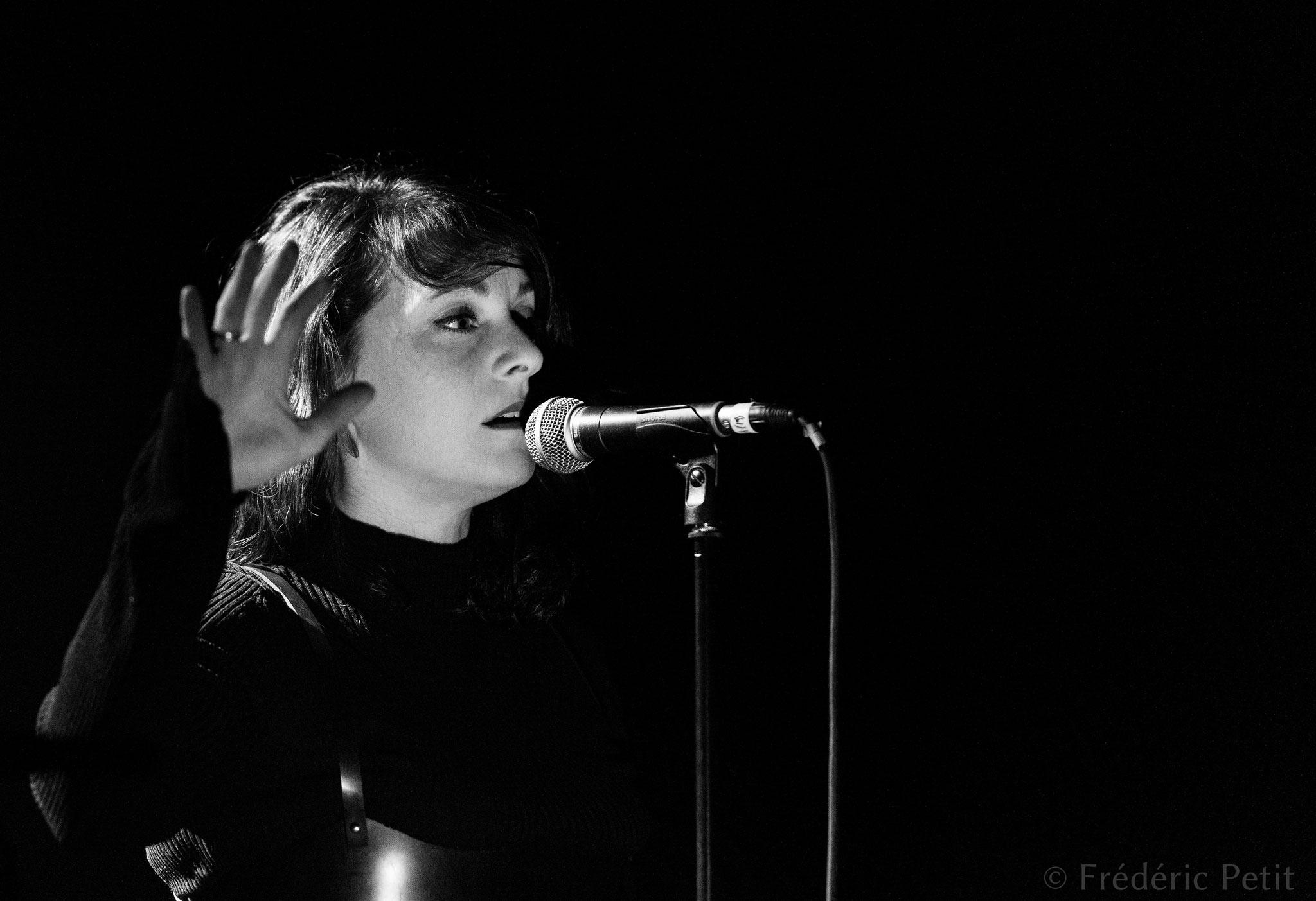 14 octobre 2016 - Mélanie Pain @ 3 Baudets (MaMA Festival)