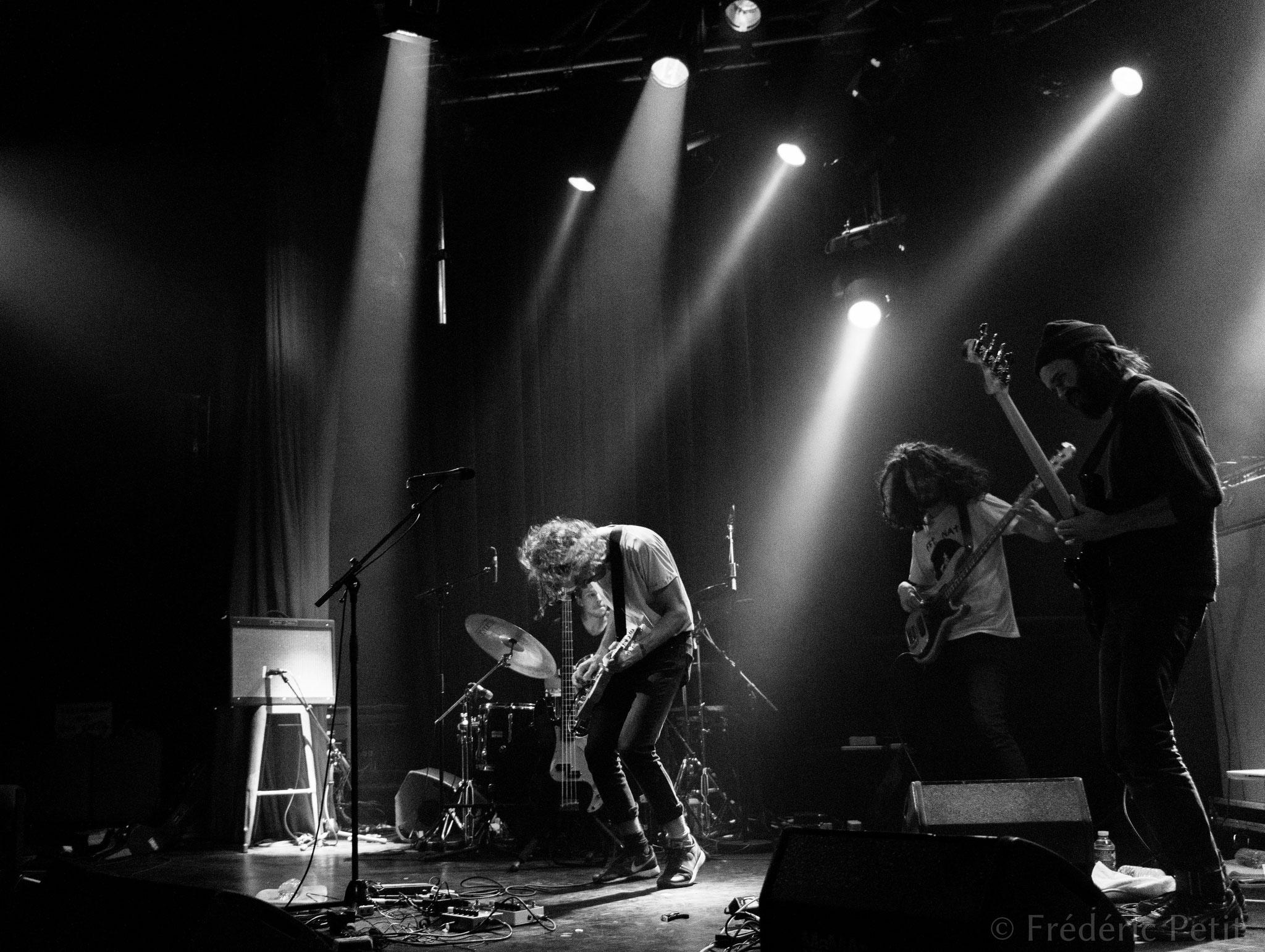 12 octobre 2016 - Jesse Mac Cormack @ 3 Baudets (MaMA Festival)