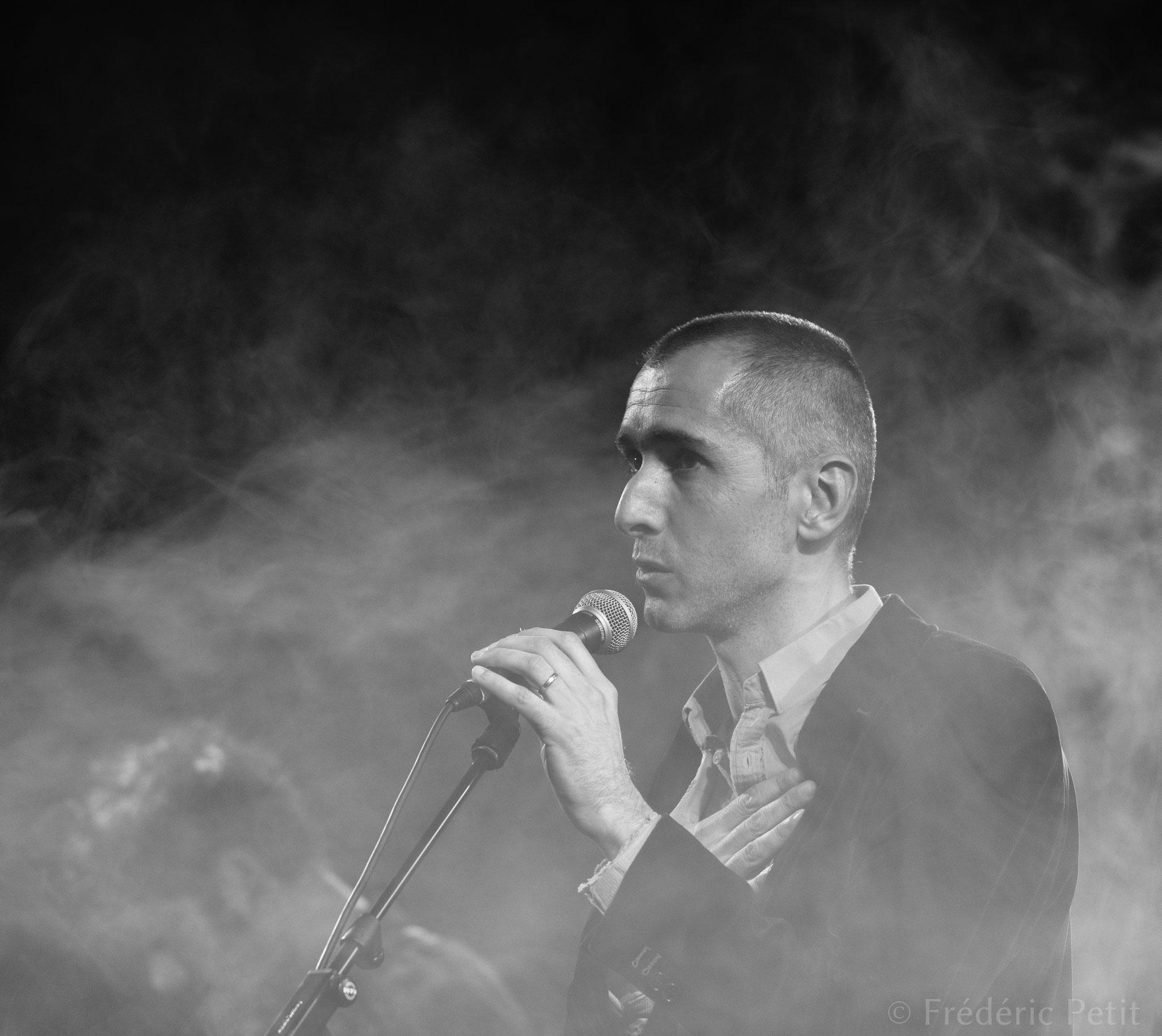 16 février 2017 - Bergame @ Centre Malesherbes (Prix Moustaki)
