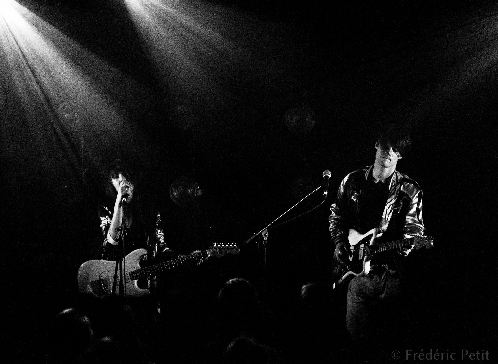 7 décembre 2016 - The Blind Suns @ La Maroquinerie (Festival Aurores Montréal)