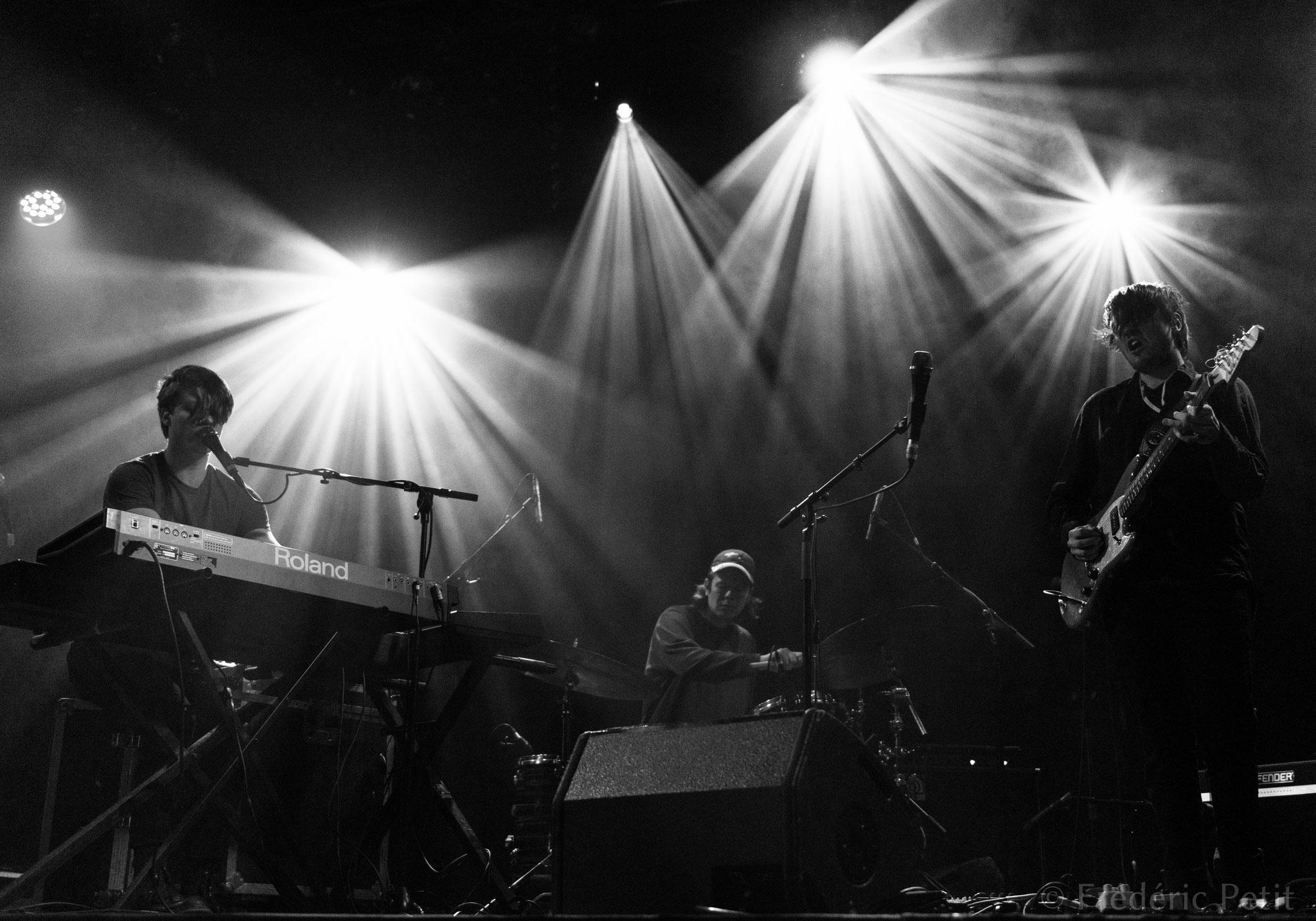 9 décembre 2016 - Pandaléon @ Divan du Monde (Showcases Pros du Festival Aurores Montréal)