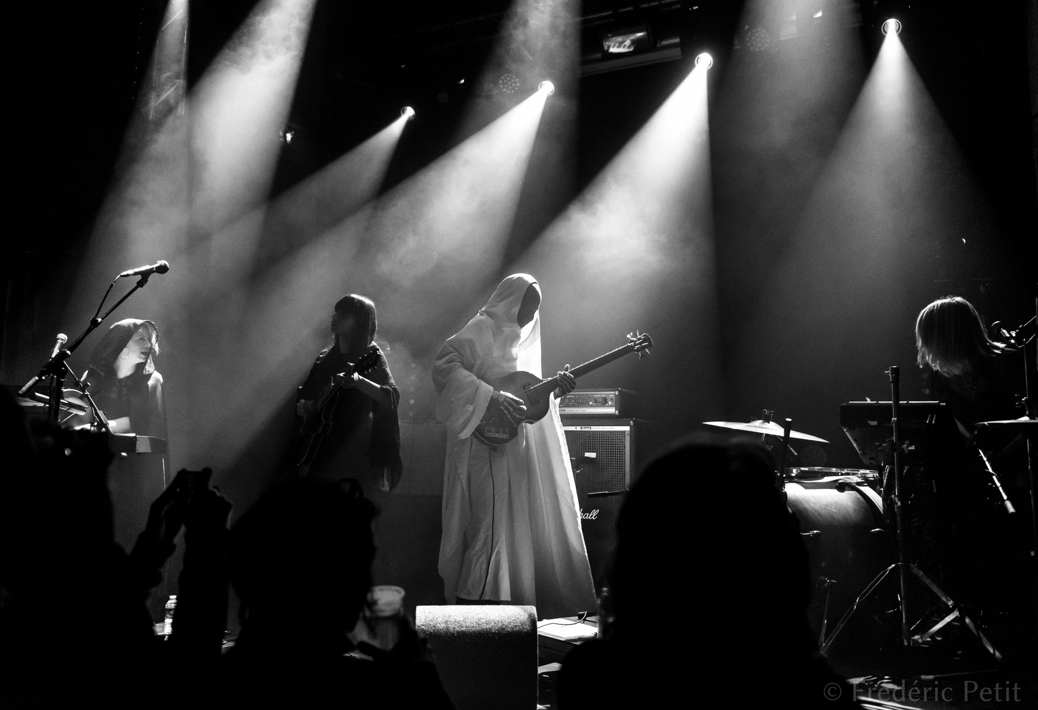 7 décembre 2017 - Juniore @ Petit Bain (Festival Aurores Montréal)