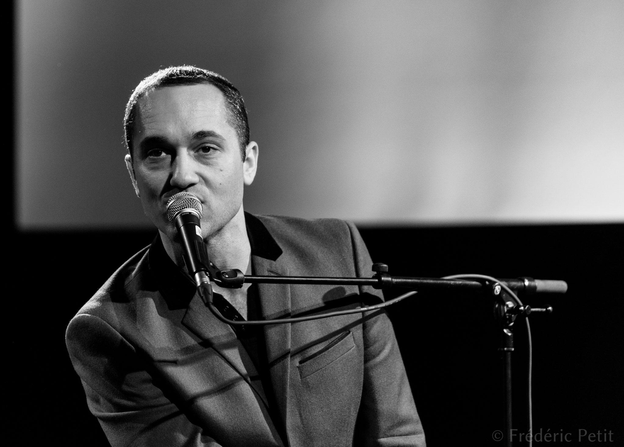 16 février 2017 - Nicolas Séguy @ Centre Malesherbes (Prix Moustaki)