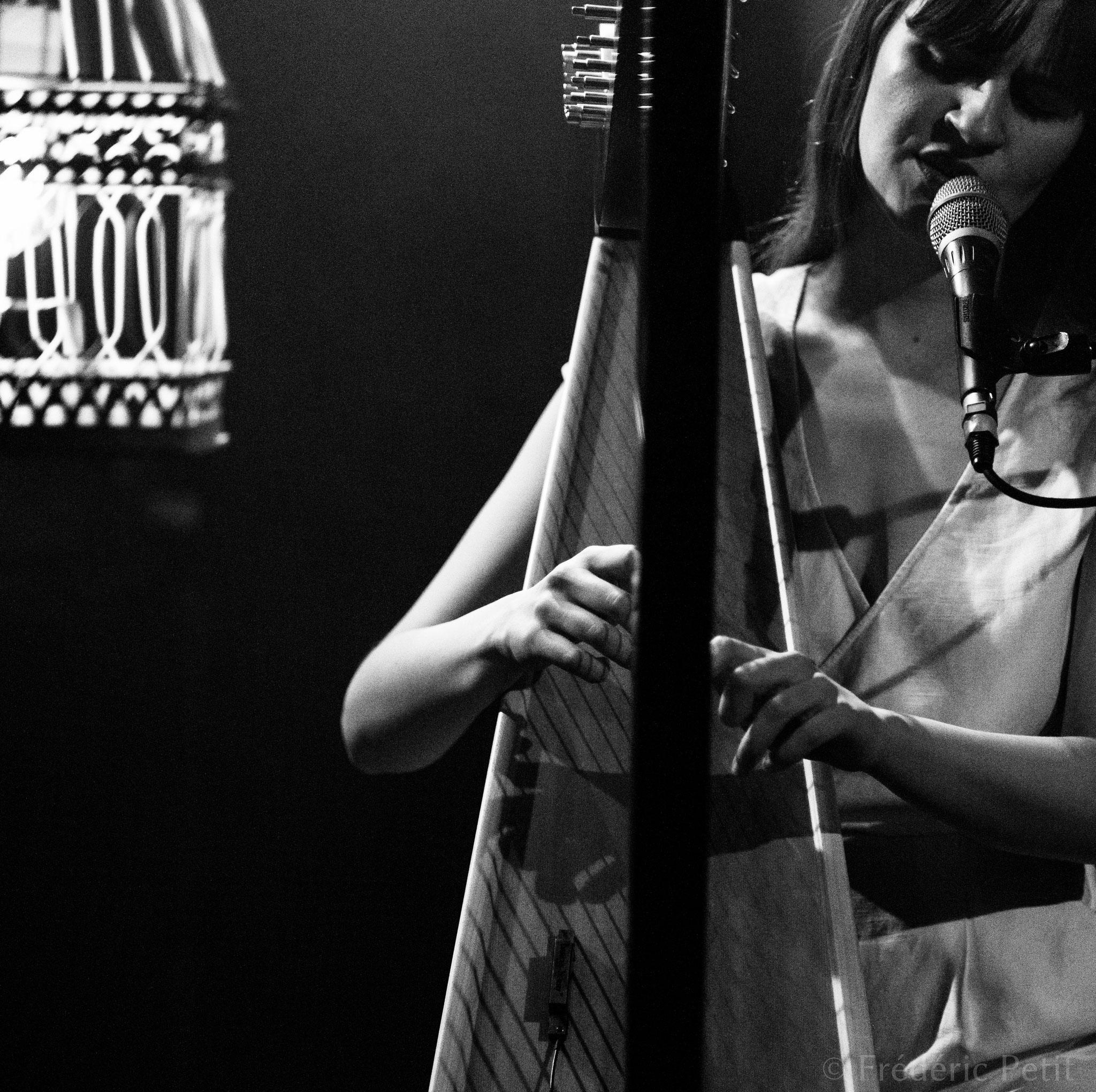 4 décembre 2017 - Émilie & Ogden @ La Maroquinerie (Festival Aurores Montréal)