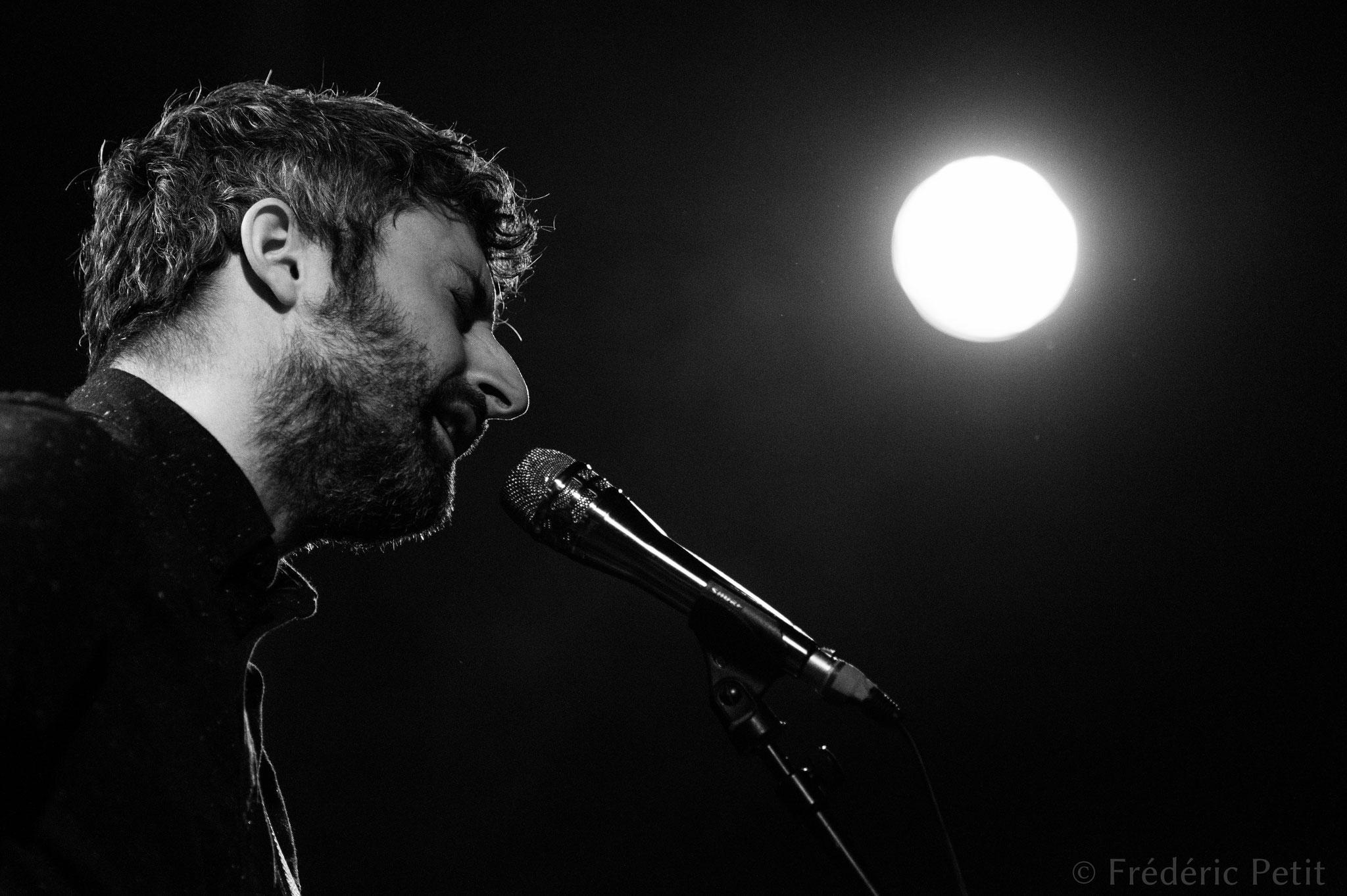 5 décembre 2016 - Louis-Jean Cormier @ Divan du Monde (Festival Aurores Montréal)