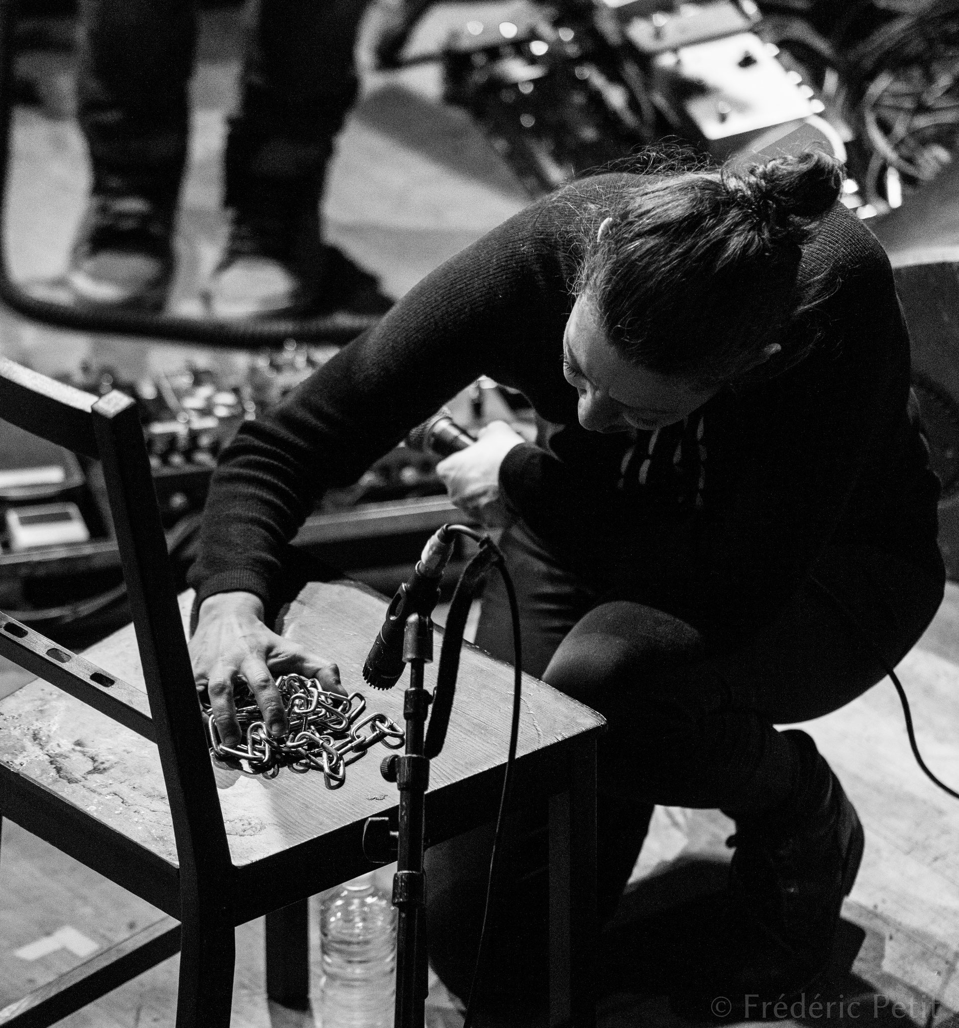 5 décembre 2016 - Betty Bonifassi @ Divan du Monde (Festival Aurores Montréal)