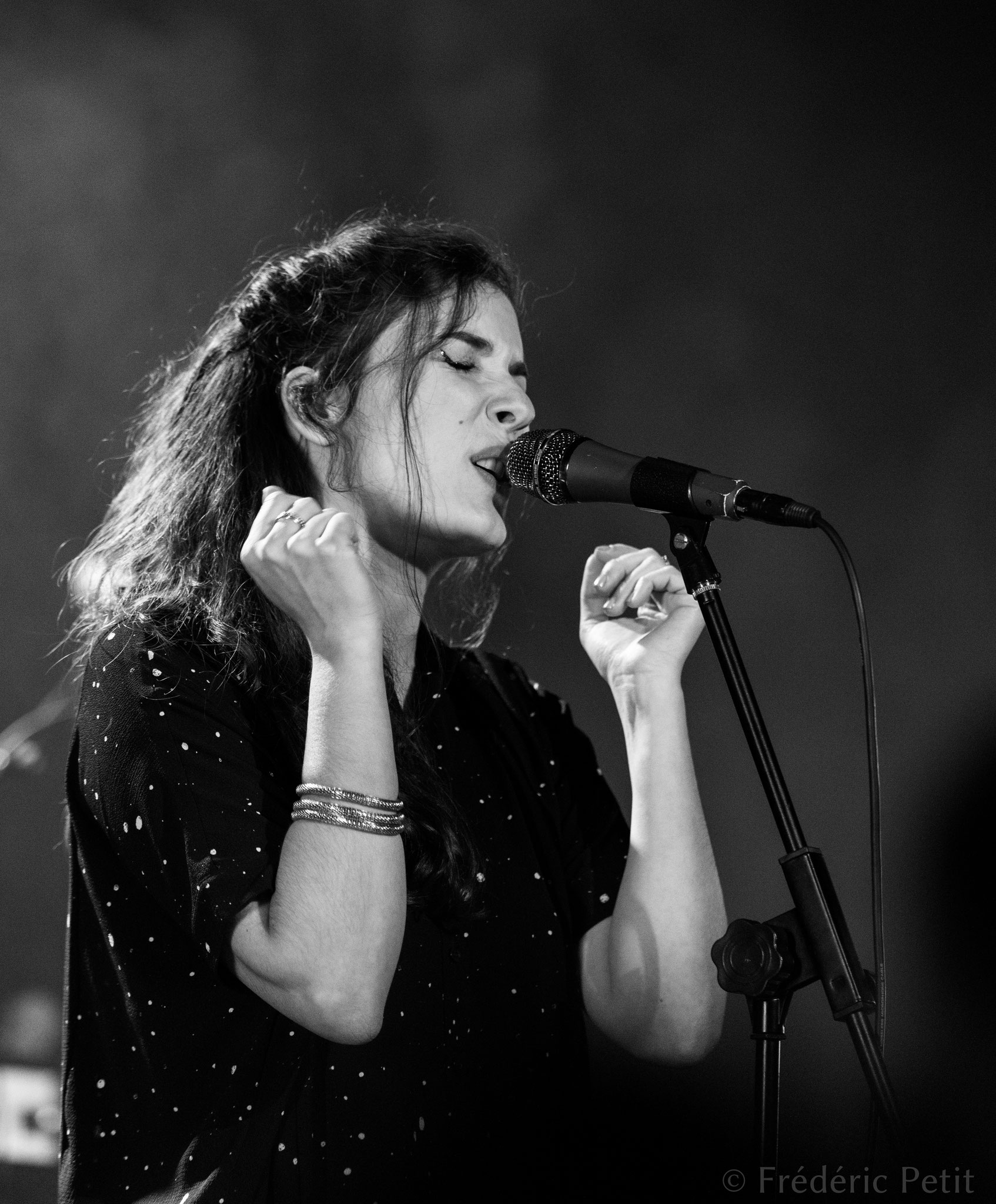 10 décembre 2016 - Luciole @ Pan Piper (Festival Aurores Montréal)