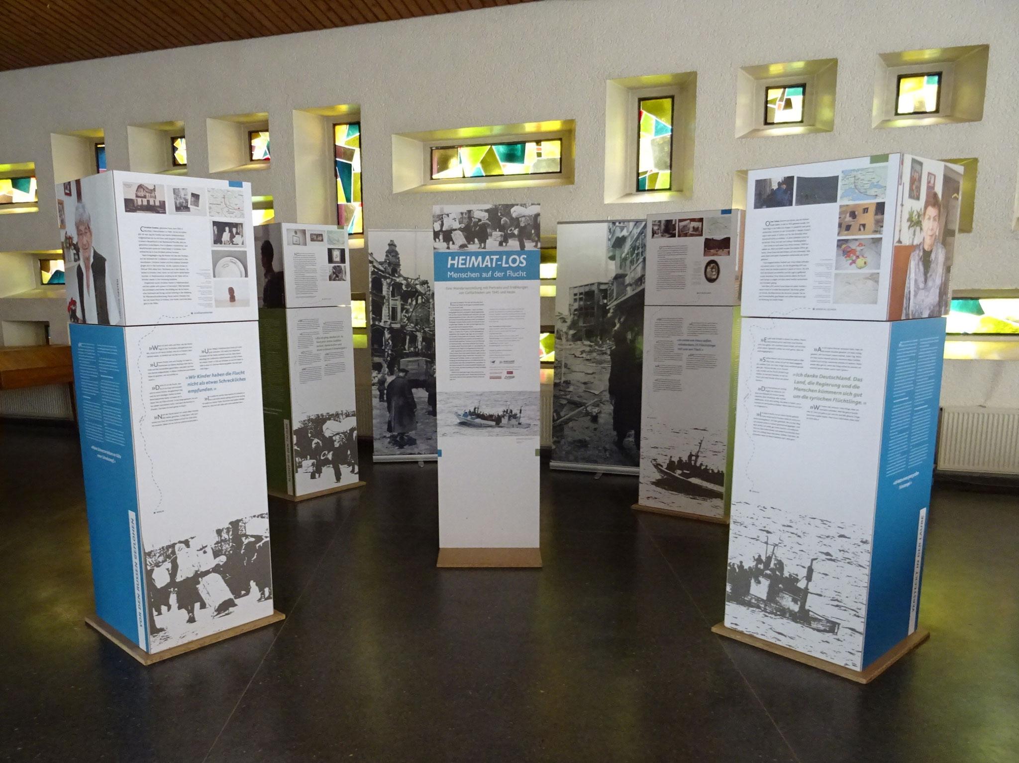 Ev. Hoffnungskirchengemeinde Neu-Tegel