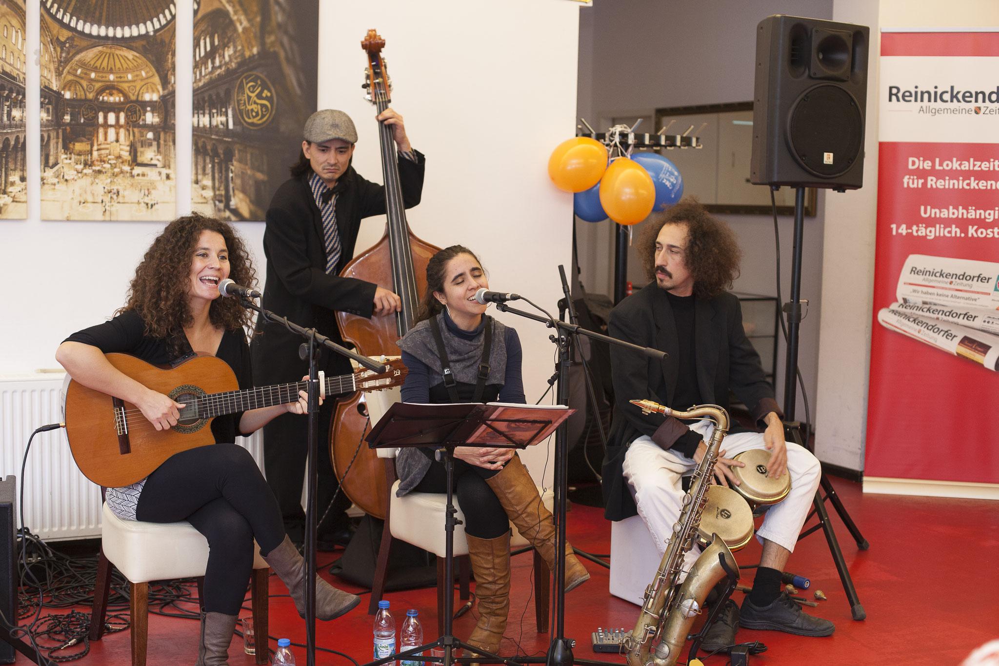 Eröffnungskonzert von Marumba, Foto: Patricia Schichl