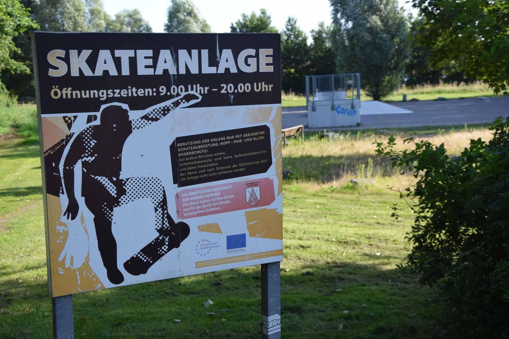 Selsingen Skateanlage