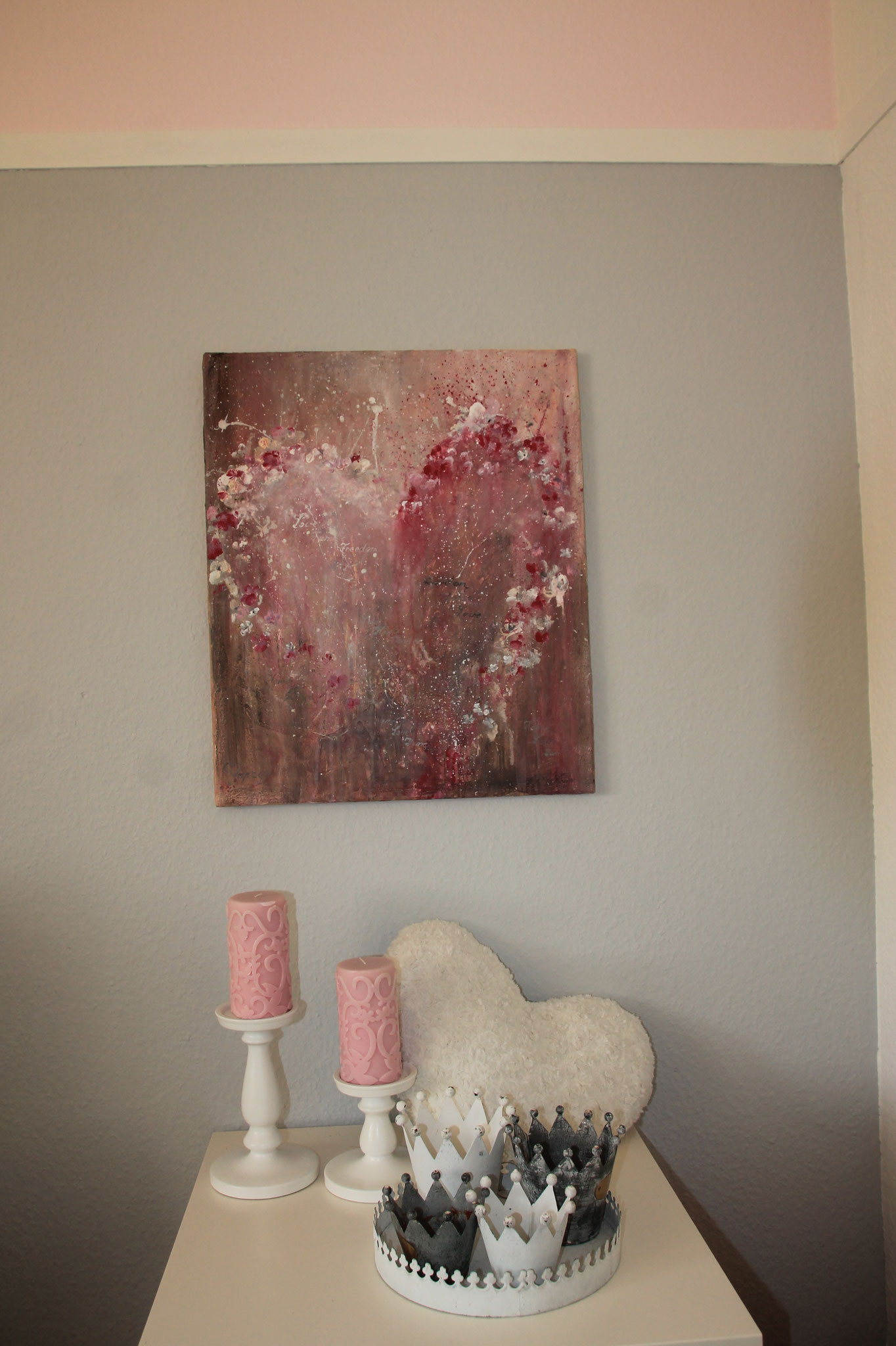 40 x 60 cm Acryl auf Leinwand