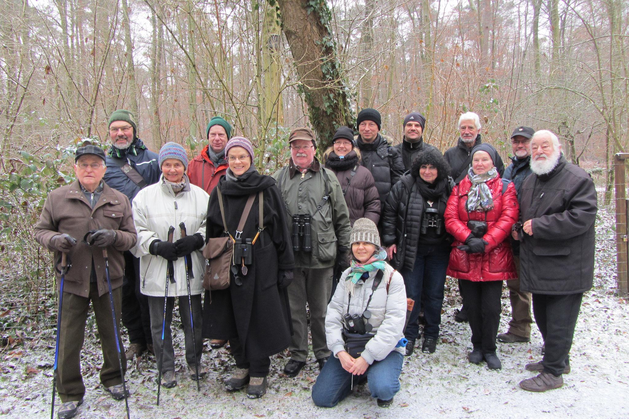 Winterwanderung Foto: Miriam Kodek