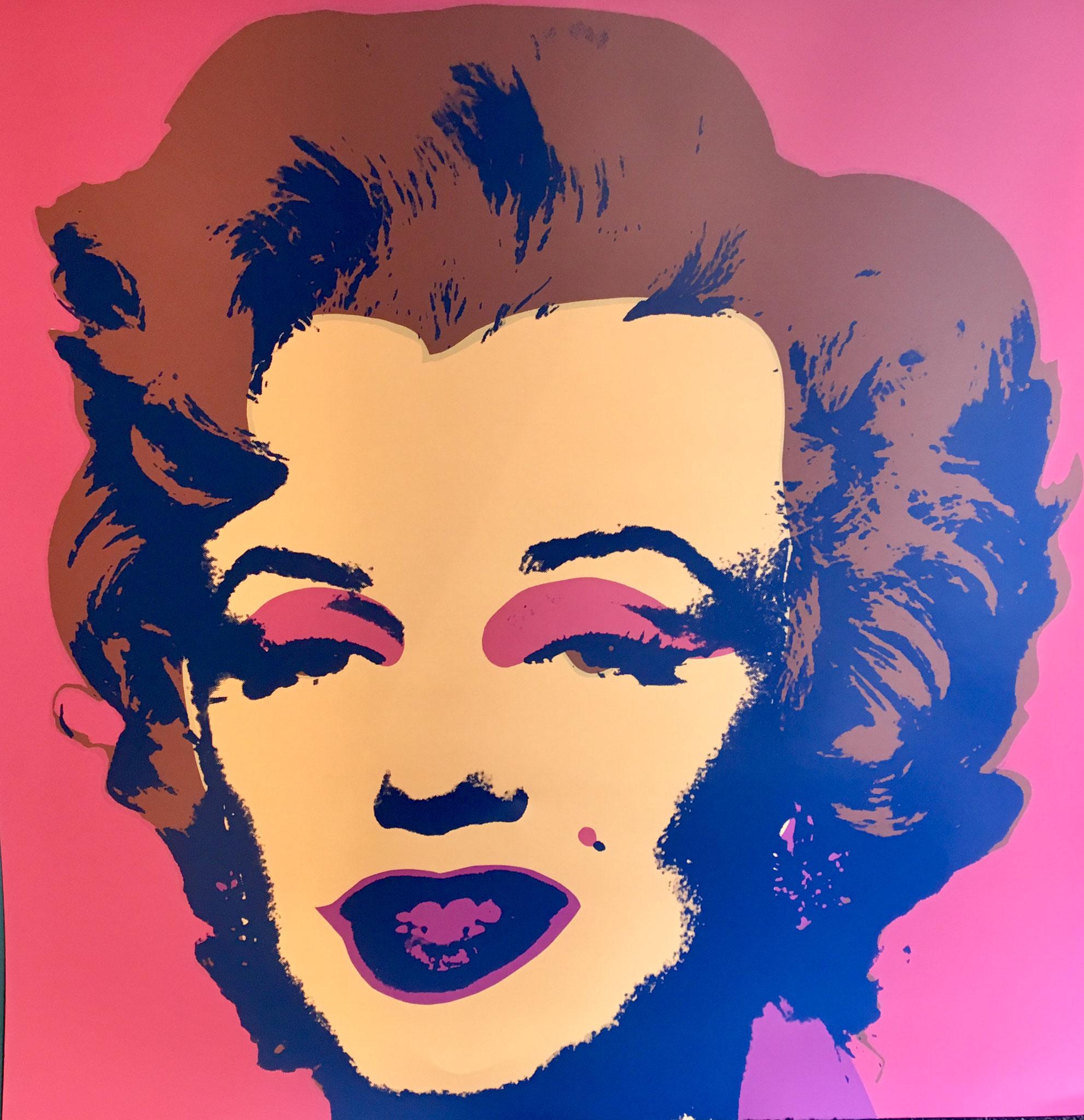 Andy Warhol, serigraphie