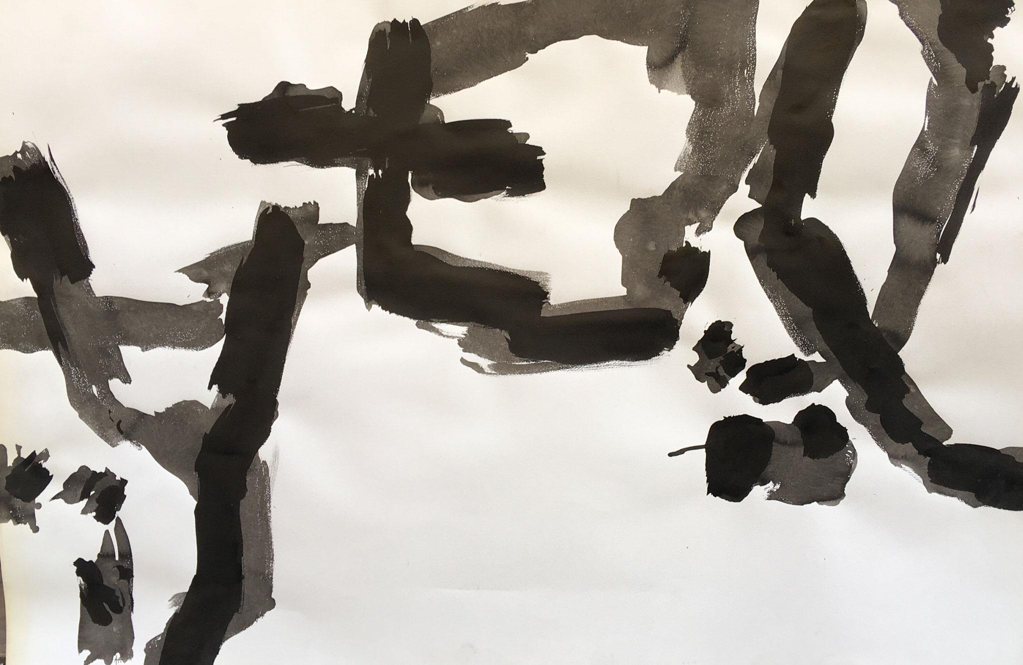 Angel Alonso ink