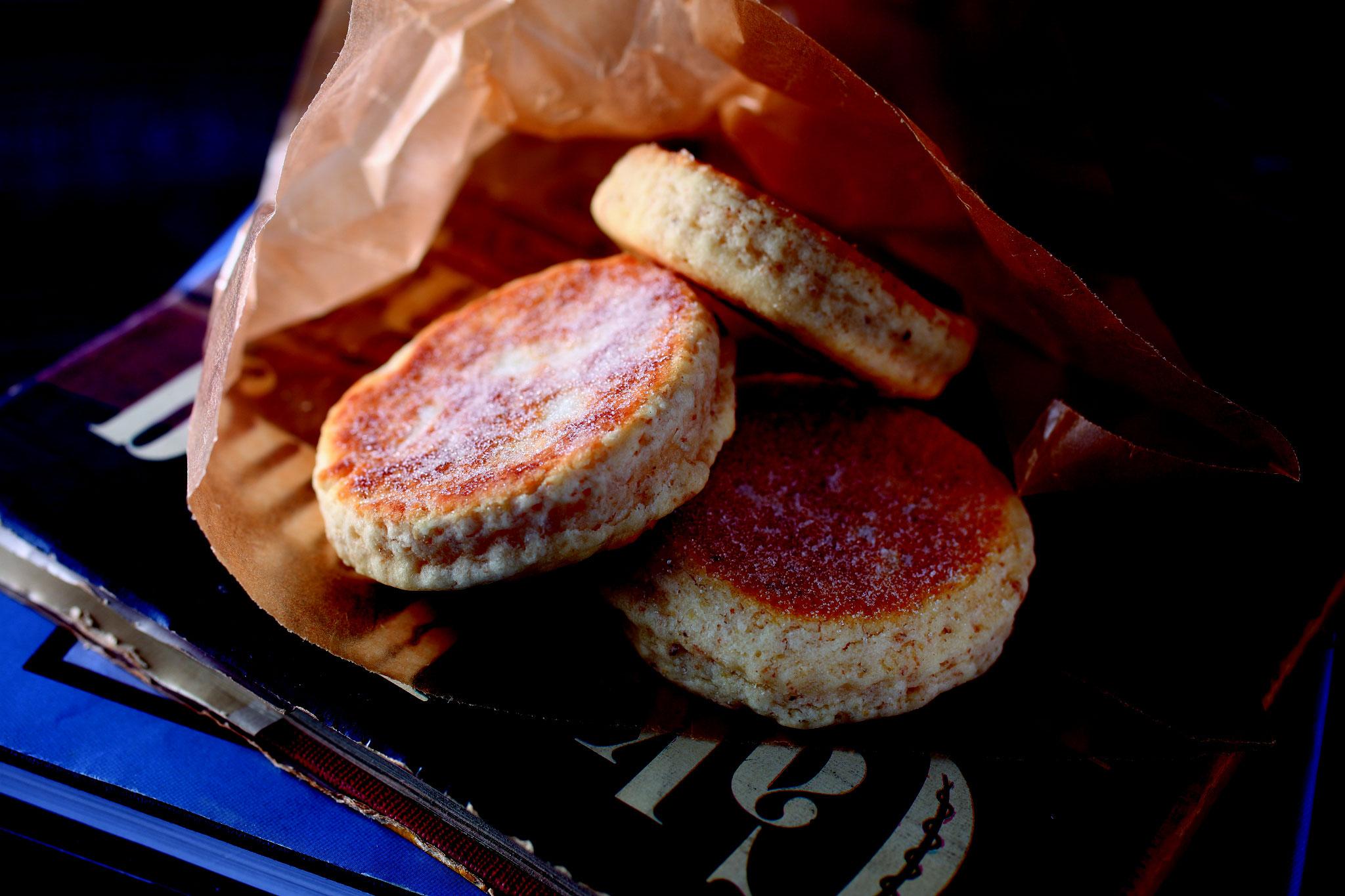 ウェールズの郷土菓子「ウェルシュケーキ」