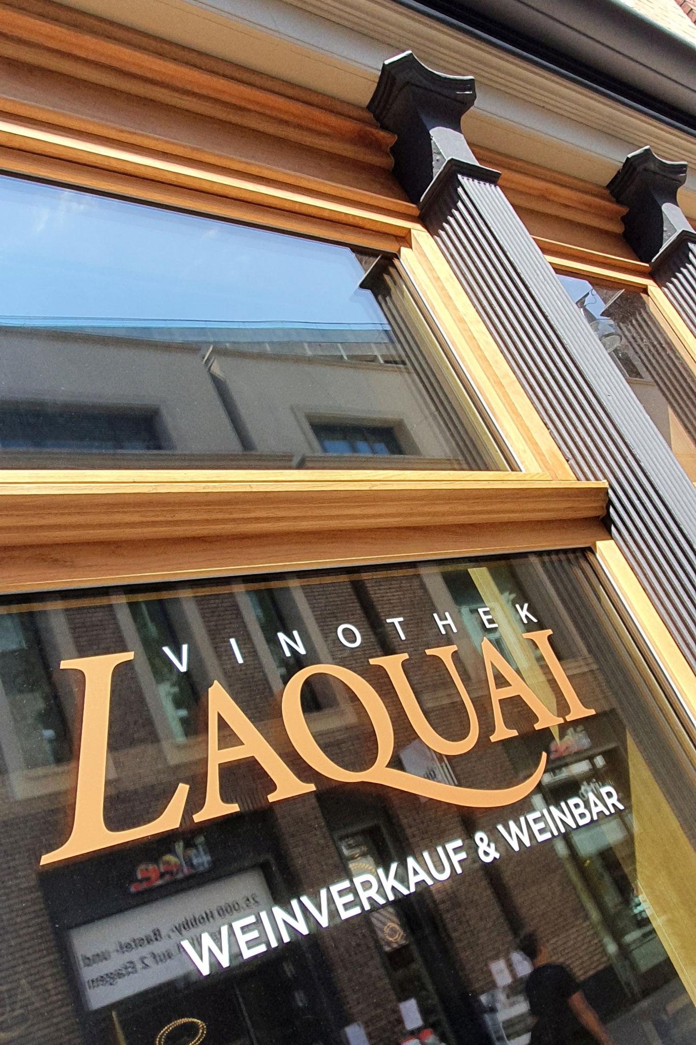 Die Vinothek mit Weinbar in Wiesbaden