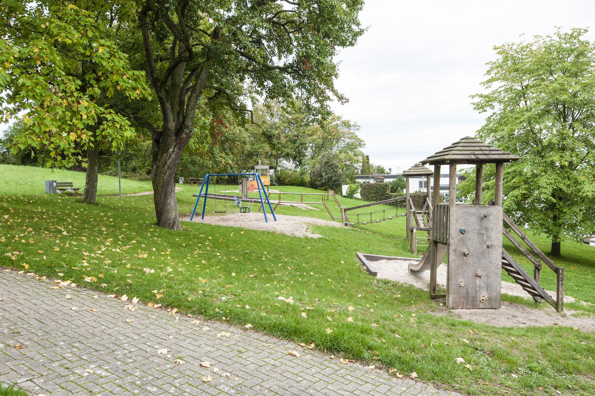 Breckenheim Pfingstbornanlage / Foto: Ullrich Knapp
