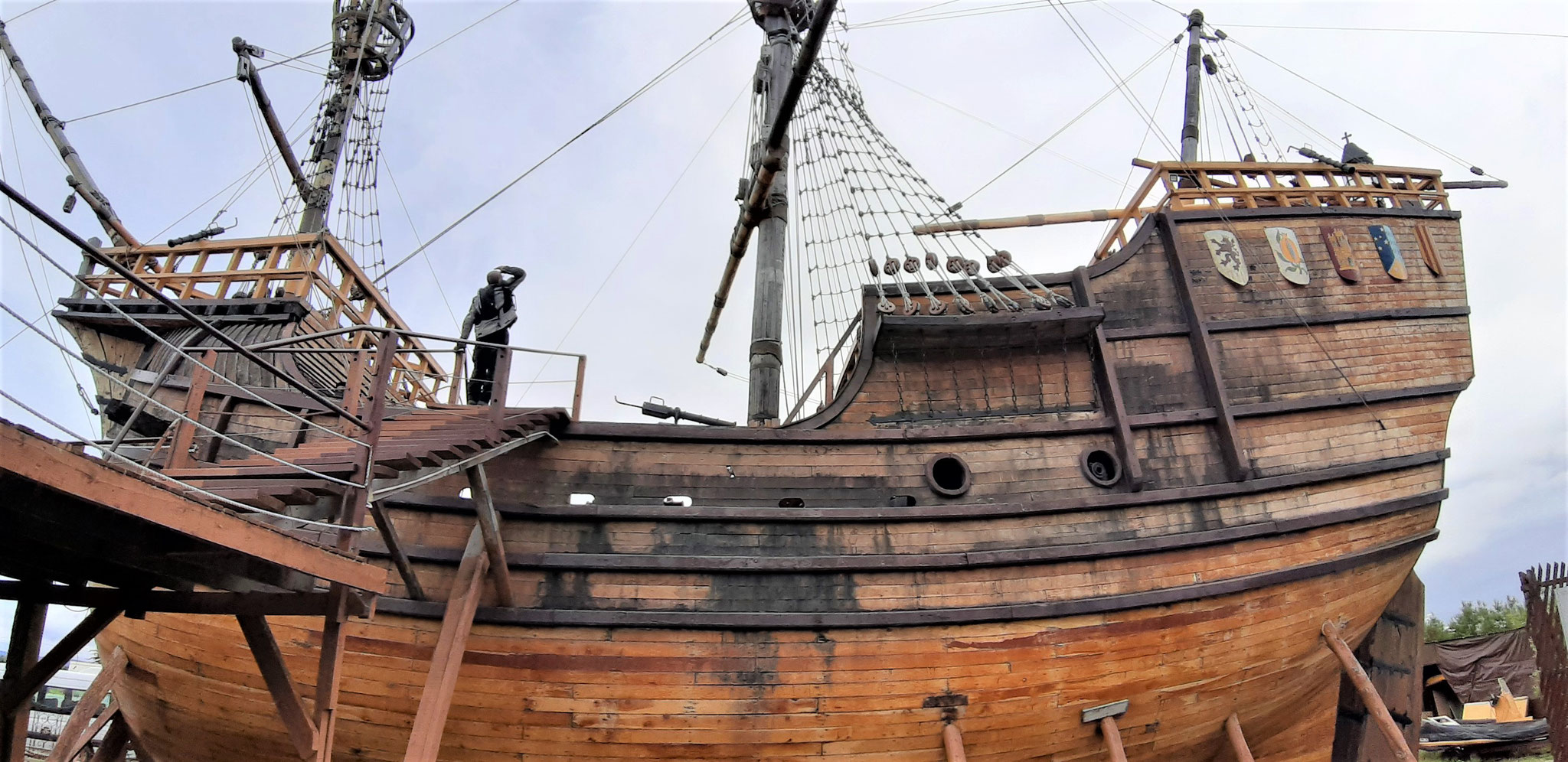Noa Victoria, Schiff von Magellan