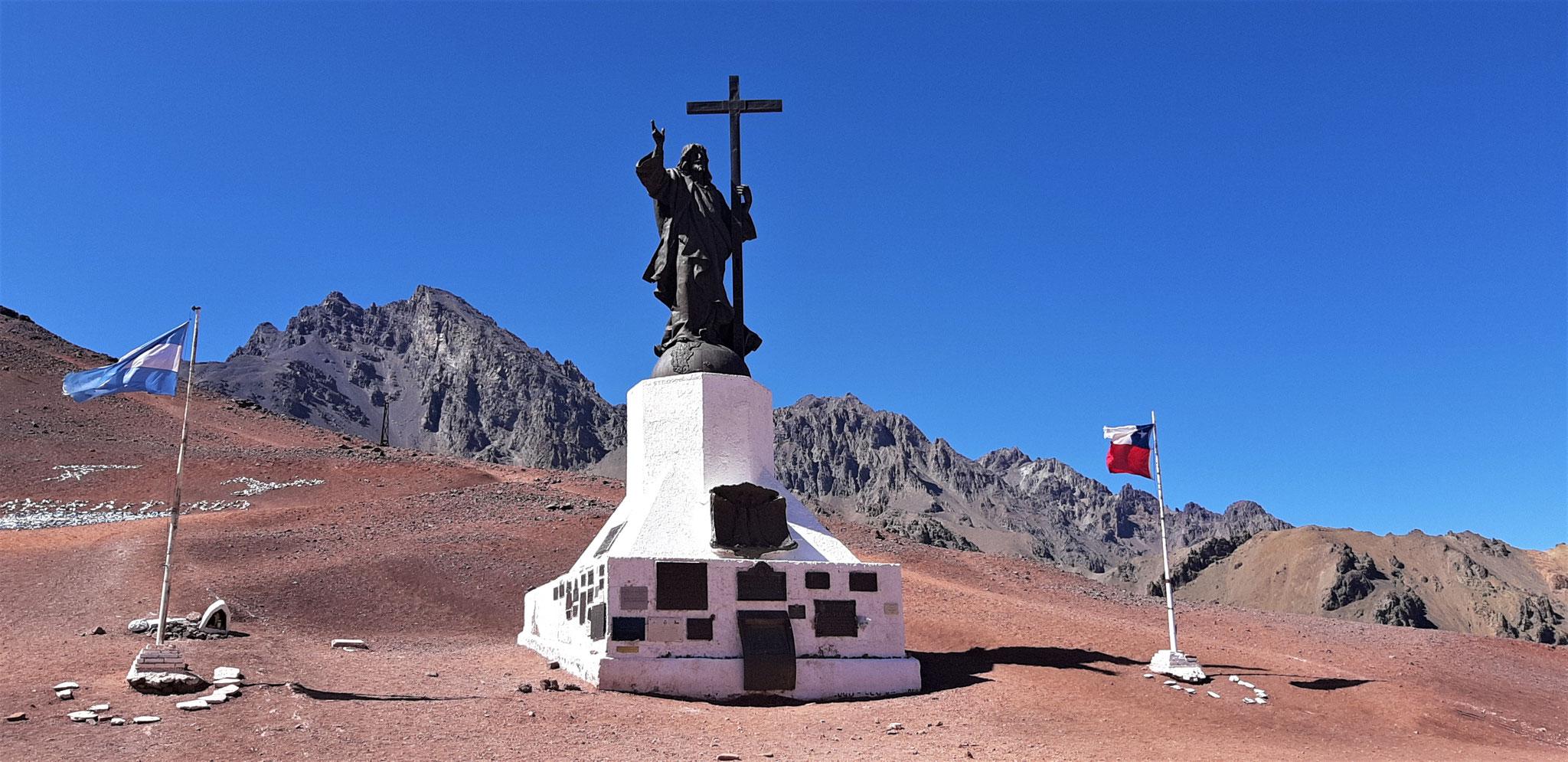Monument Cristo Redentor de los Andes