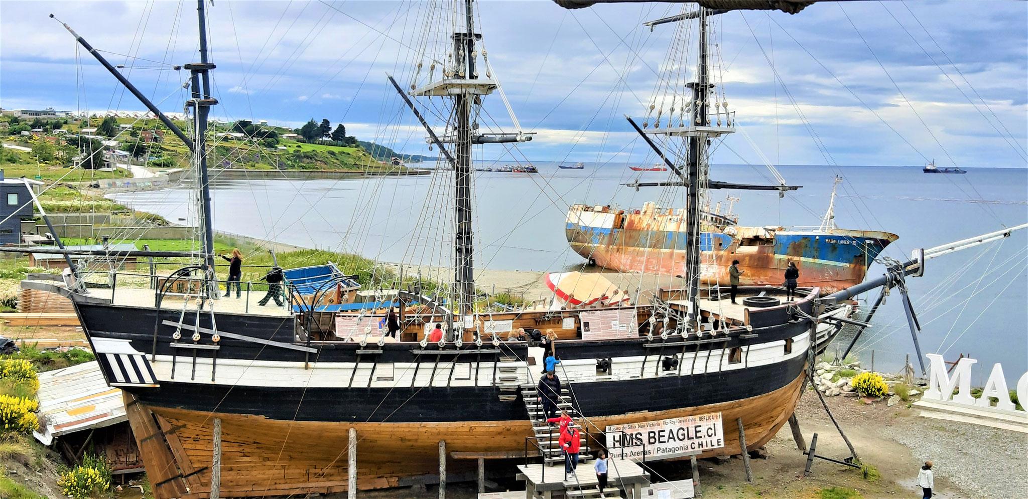 Beagle, Schiff von Fitz Roy