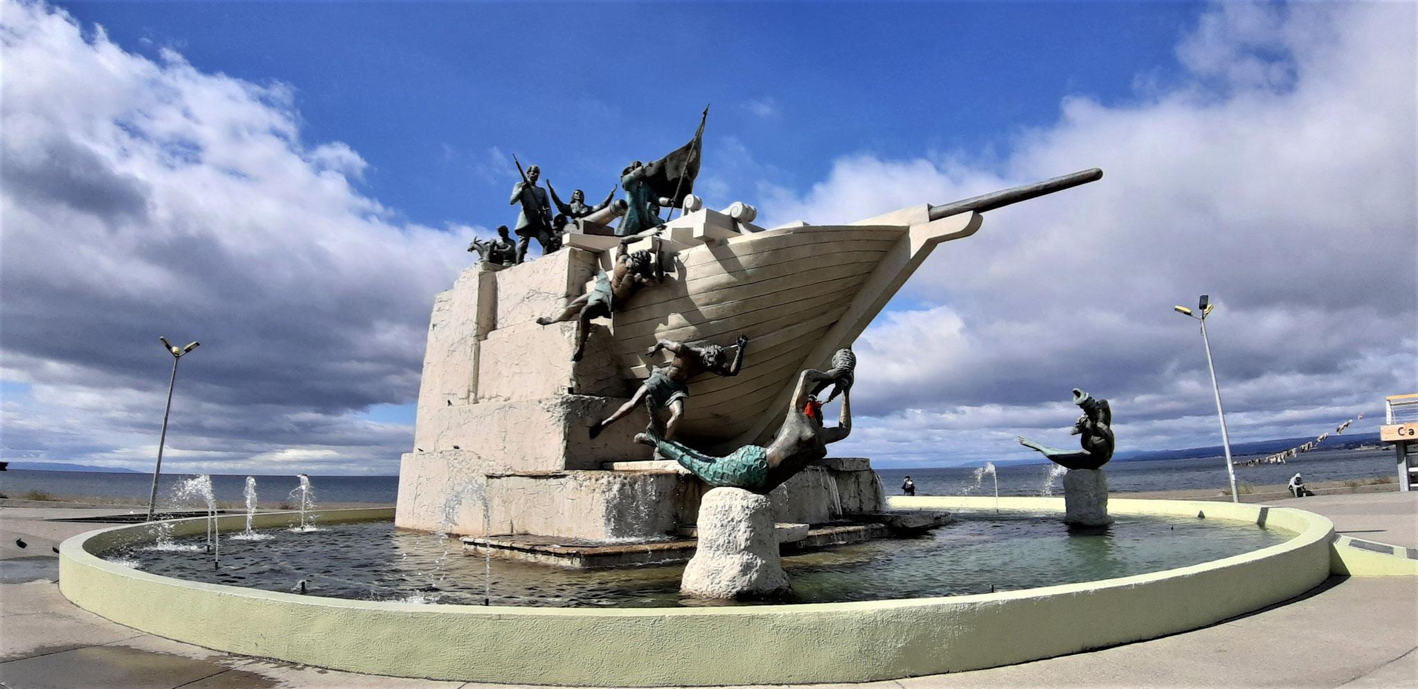 Monumento a los Marineros