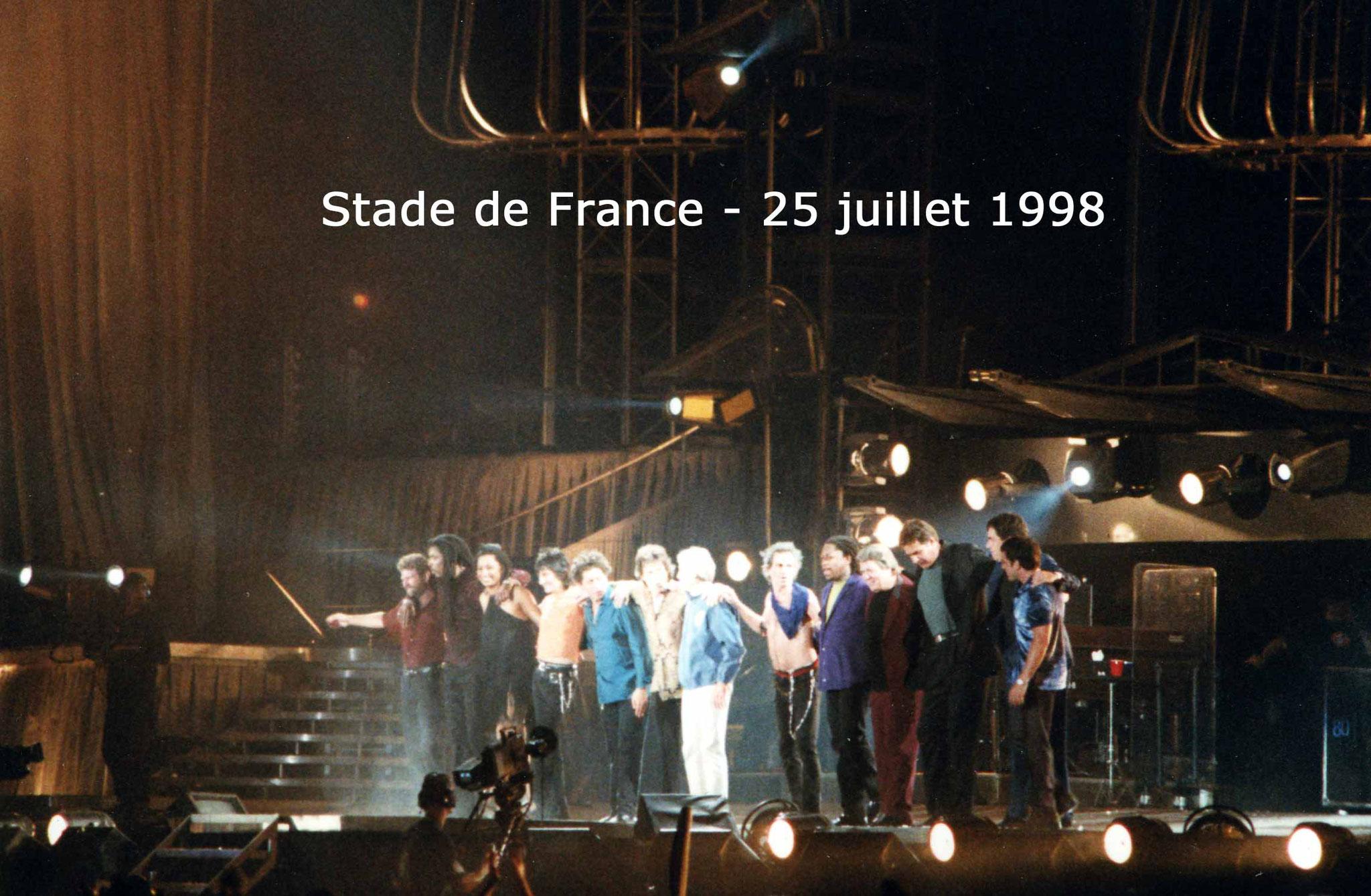 Stade de France 1998