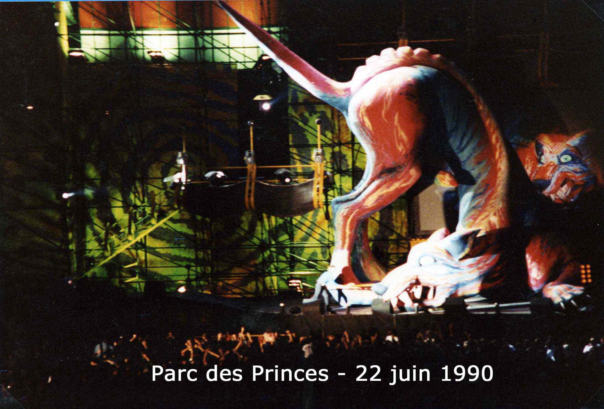 Parc des Princes 1990