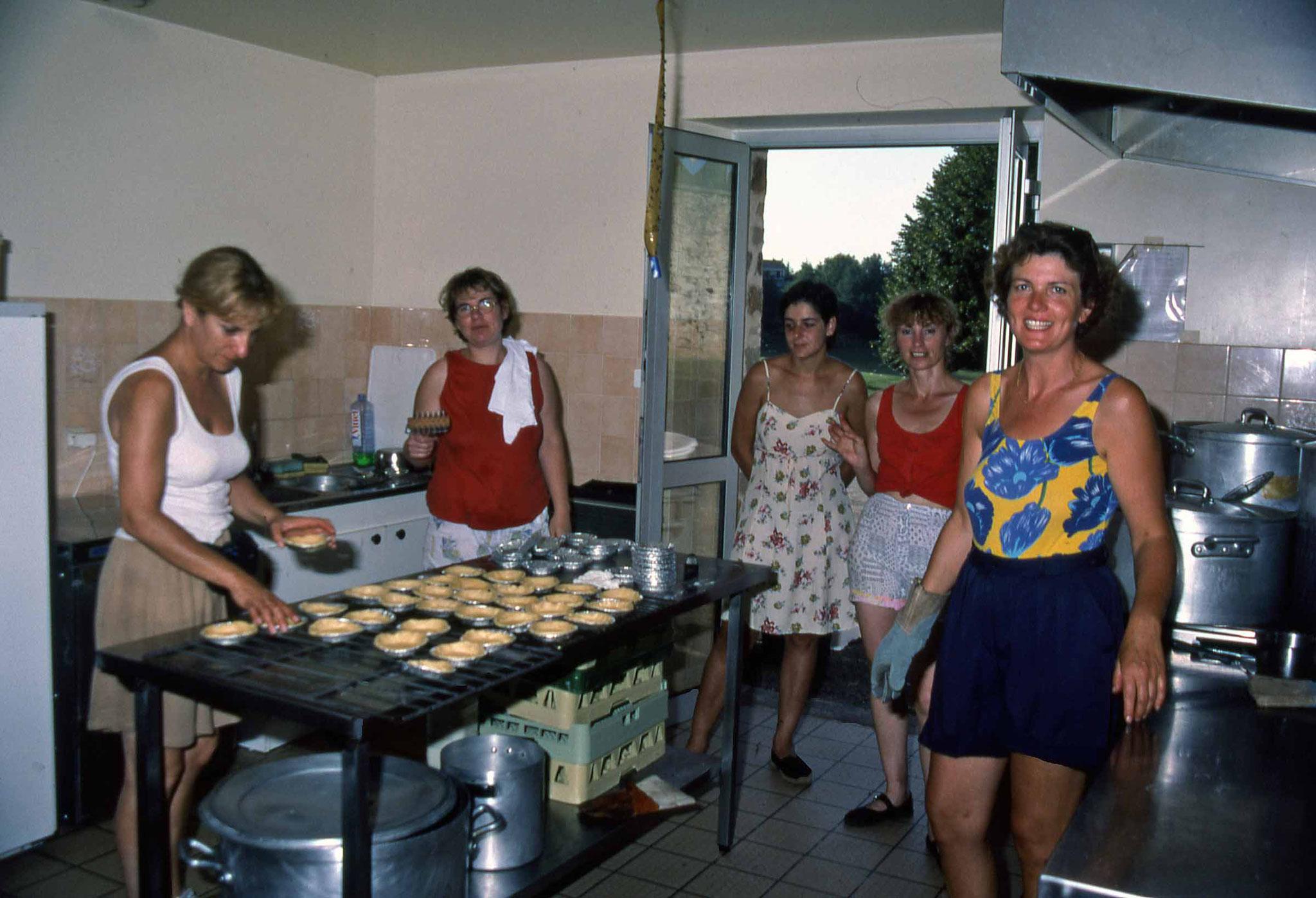 Des aides pour la cuisine - 1997