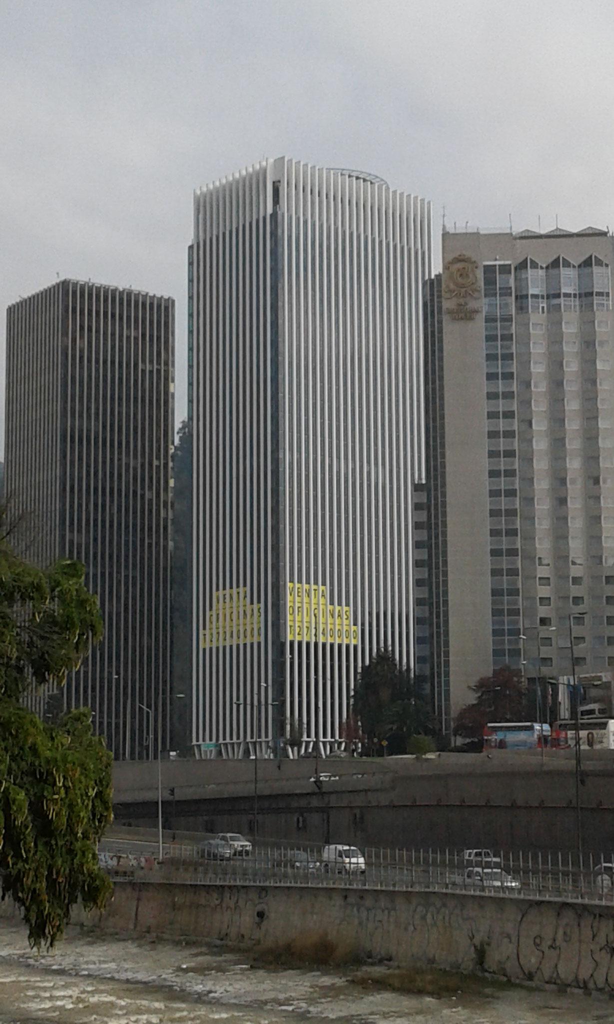 IPASOL neutral 50/27, Torre Nueva Santa María, Santiago, Chile