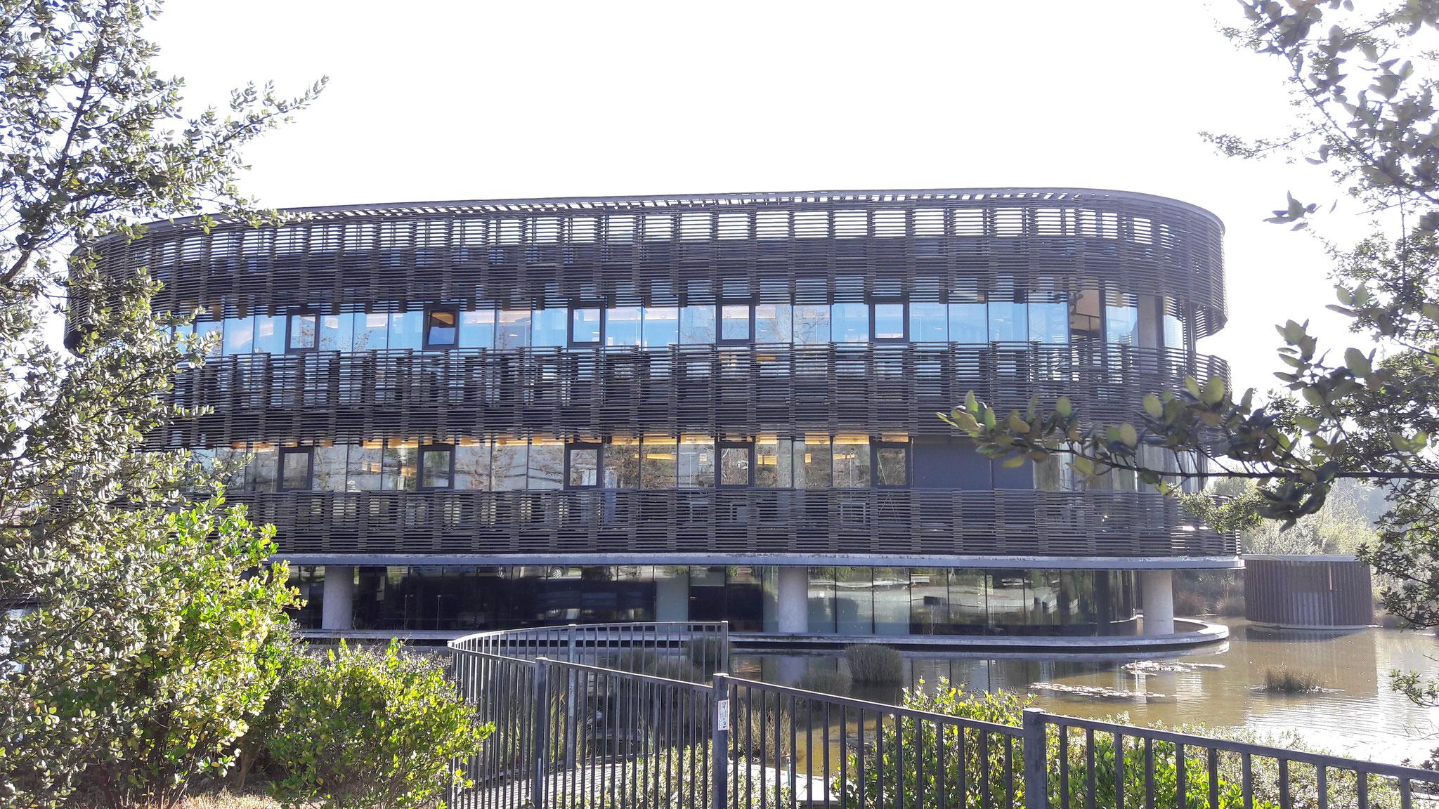 ENERGY NT, Edificio Transoceanica, Santiago, Chile