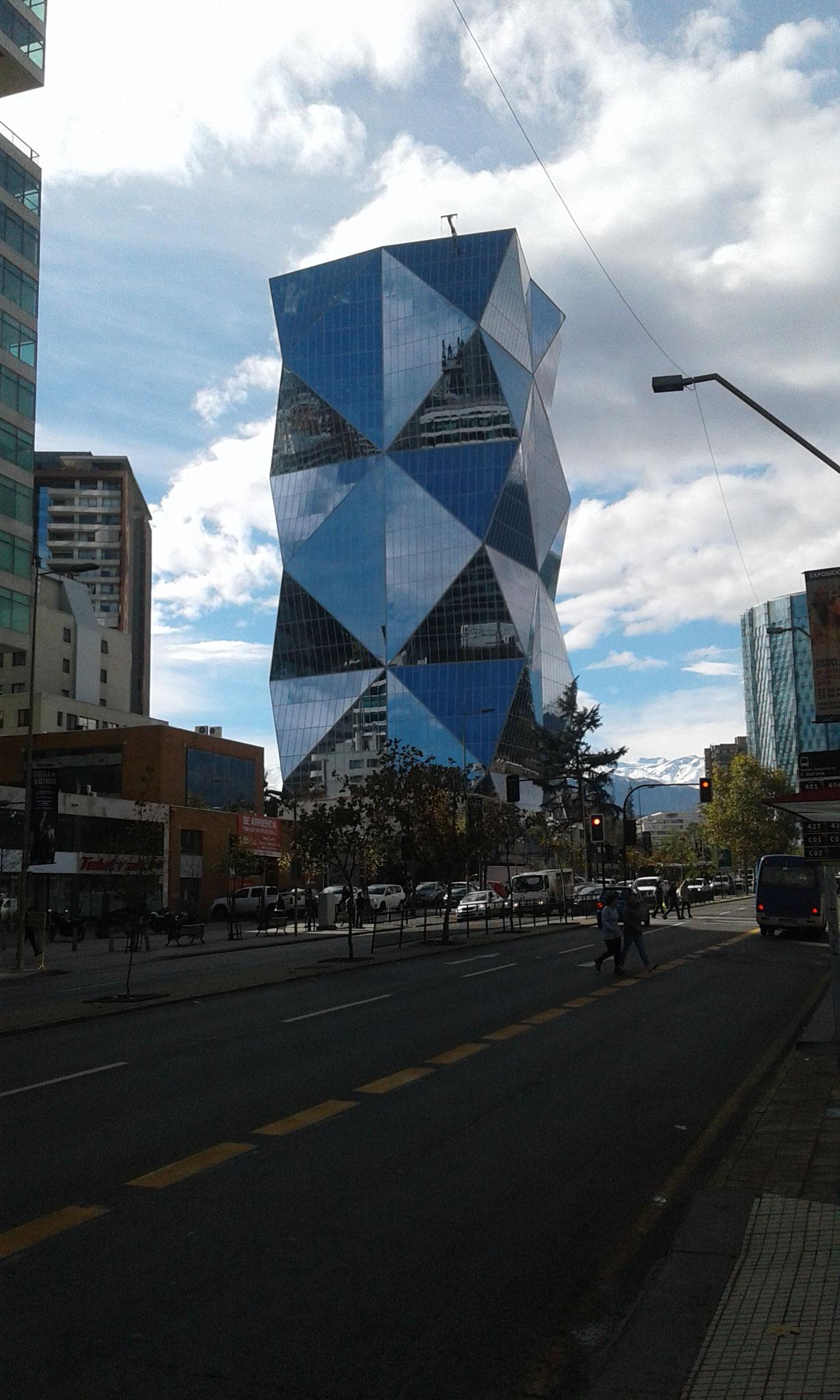 STOPRAY Smart 30/20, Edificio Genesis, Santiago, Chile