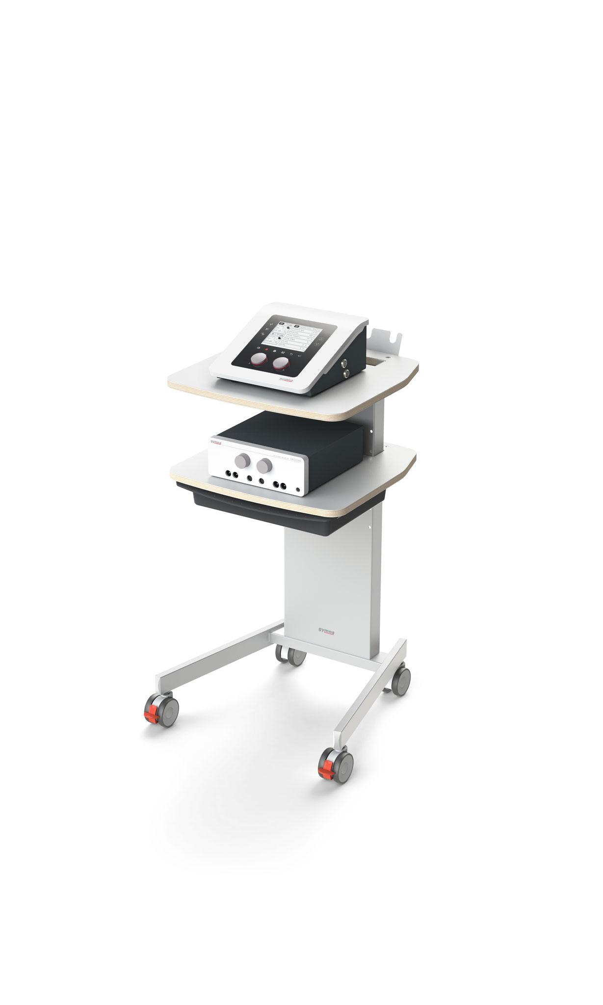 Optionaler Gymna Mobile Gerätewagen