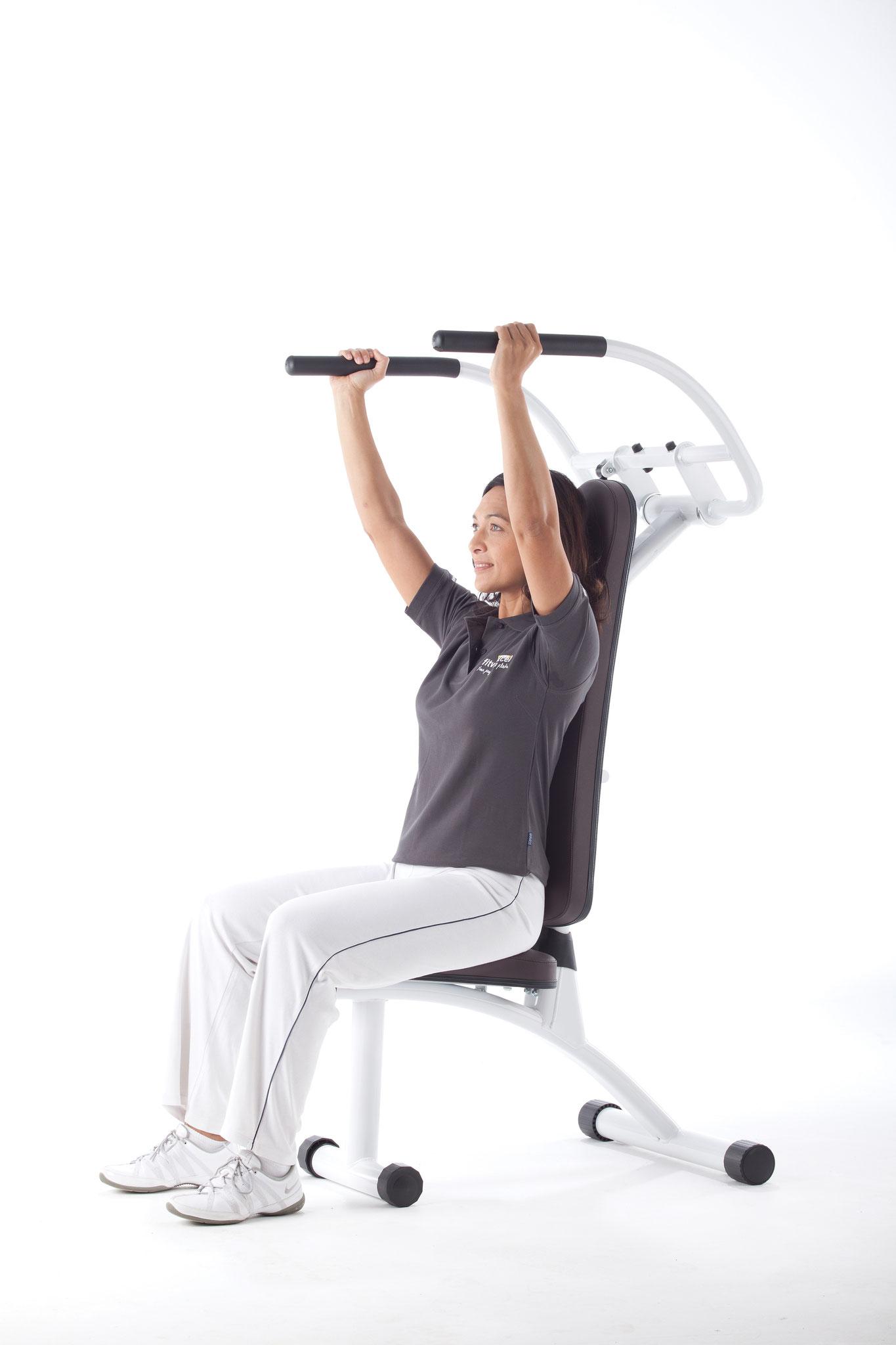 W-Move Shoulder Press