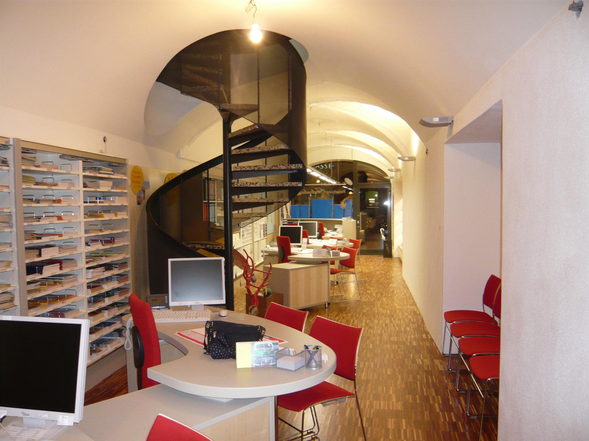 Reisebüro, Landshut