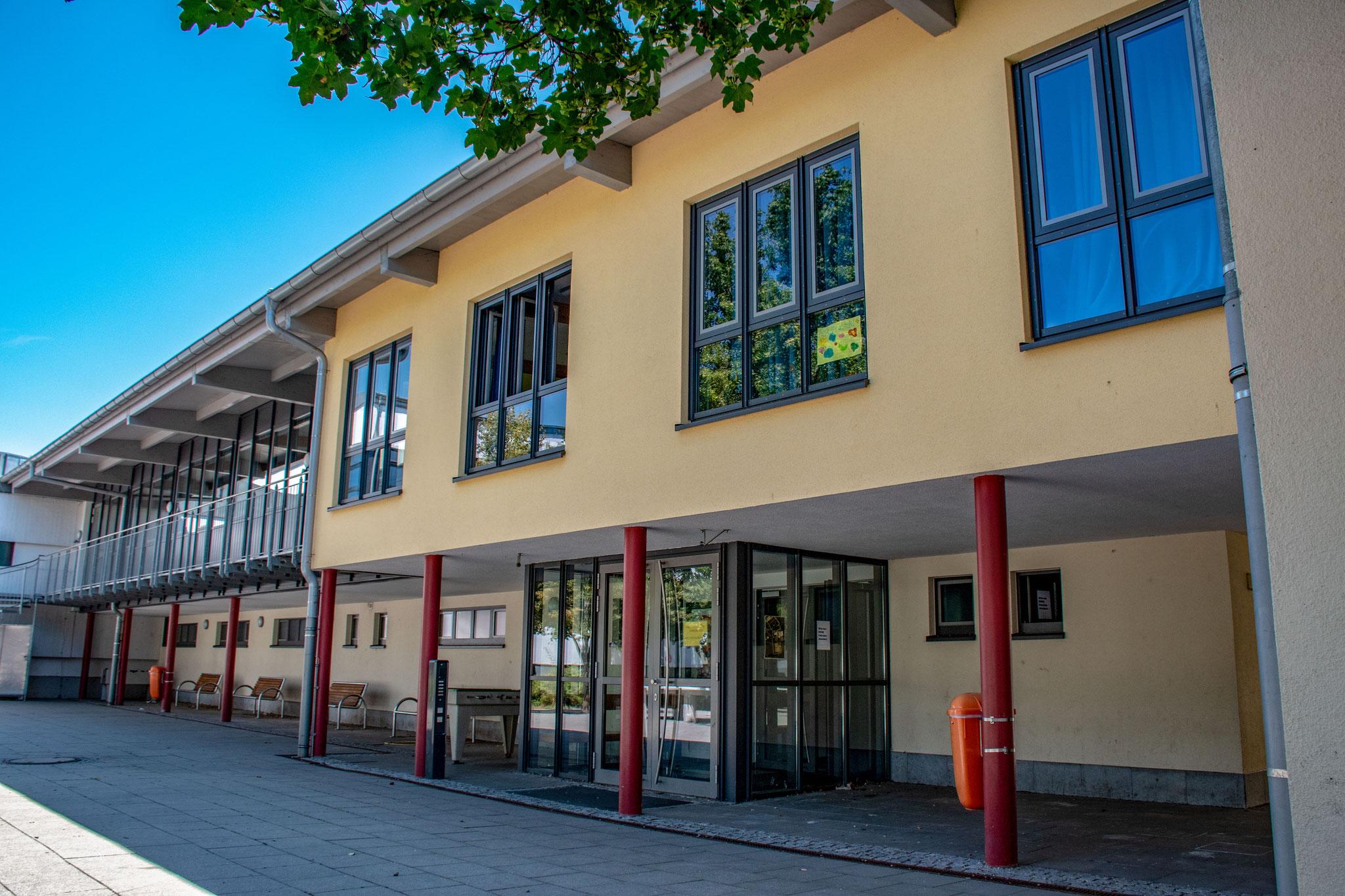 Umbau und Sanierung Einfachturnhalle Altdorf 2007