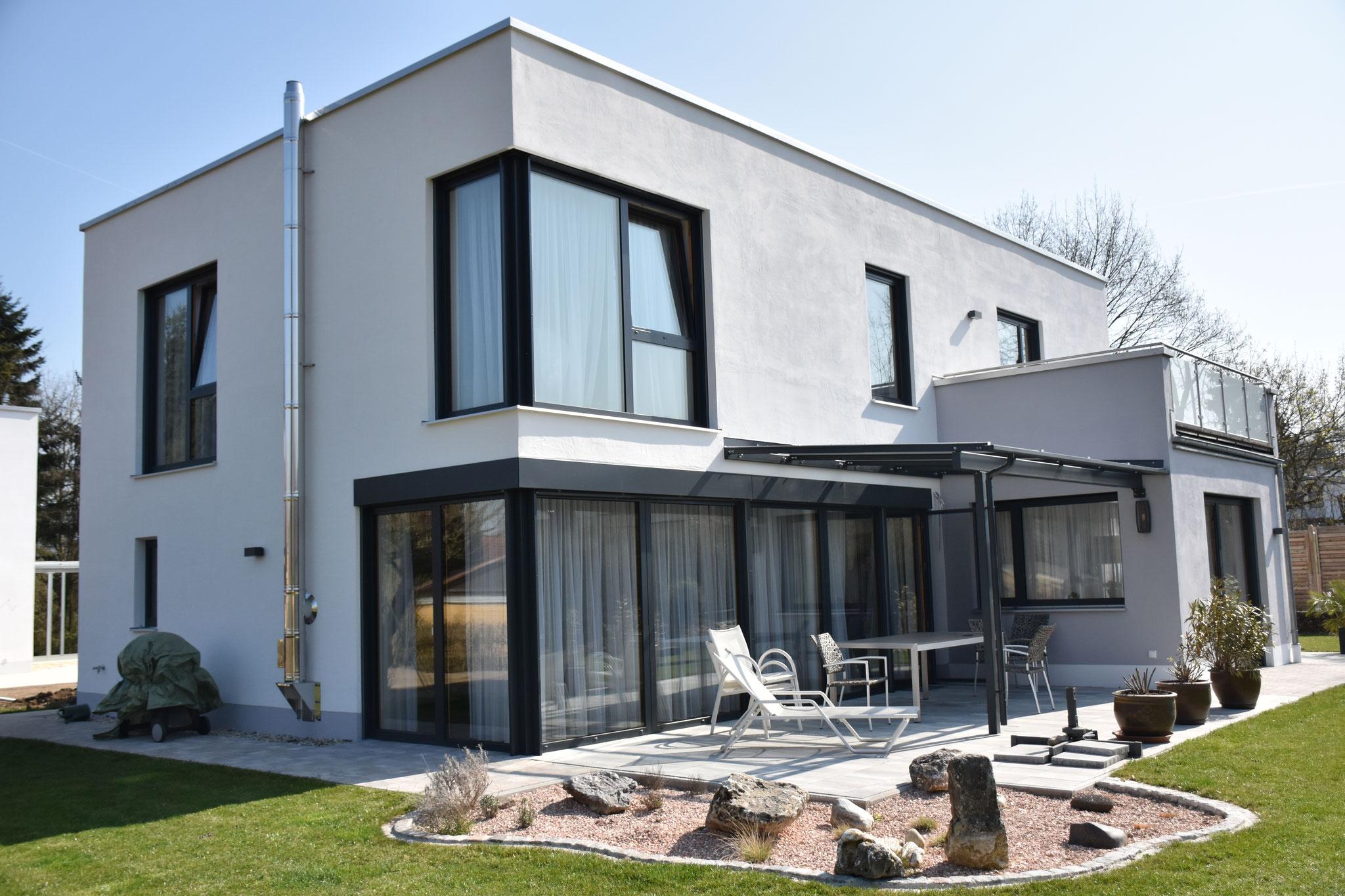 Einfamilienhaus, Vilsbiburg 2016