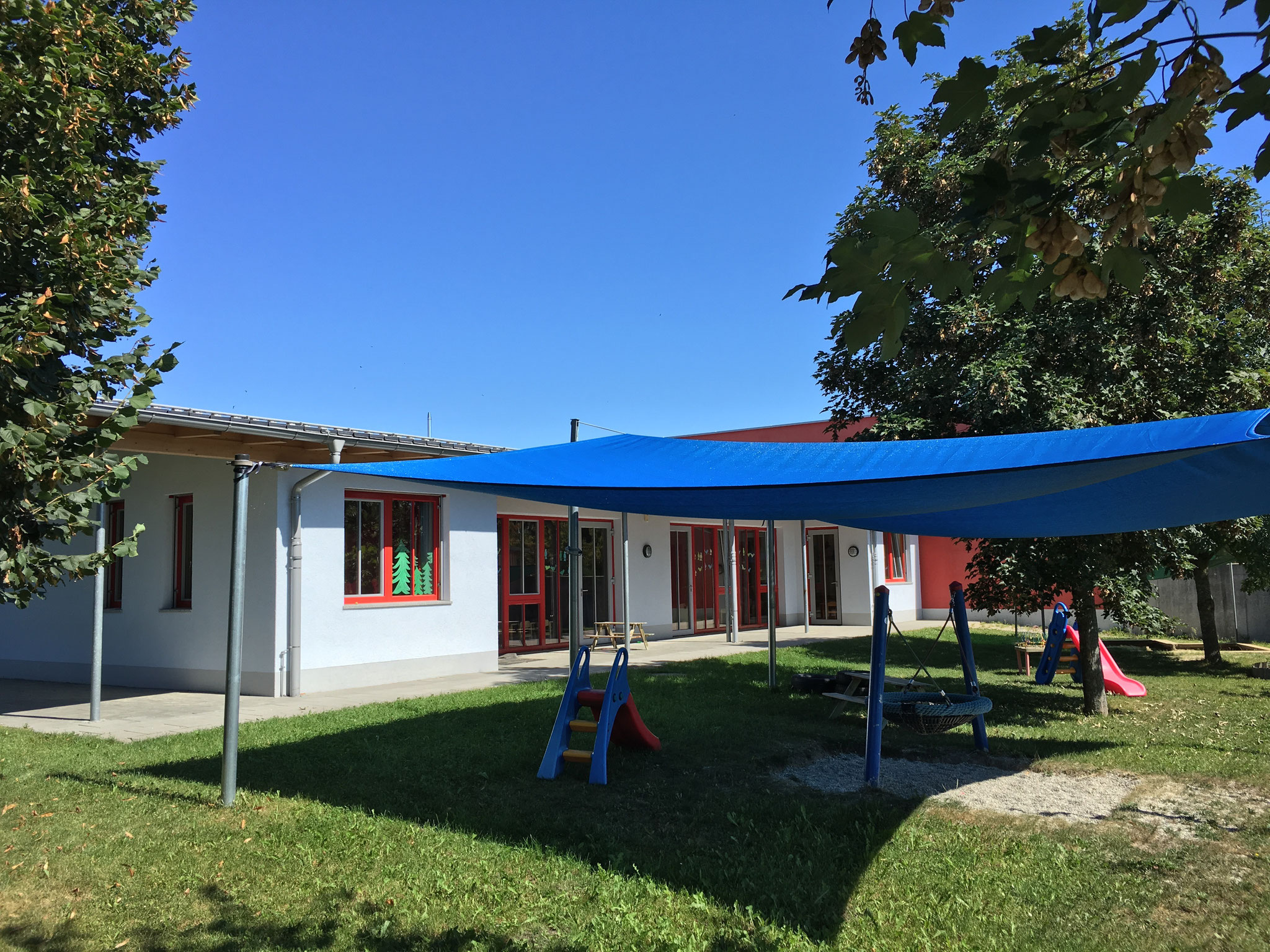 Errichtung 3-zügige Kingergrippe, Altdorf 2013