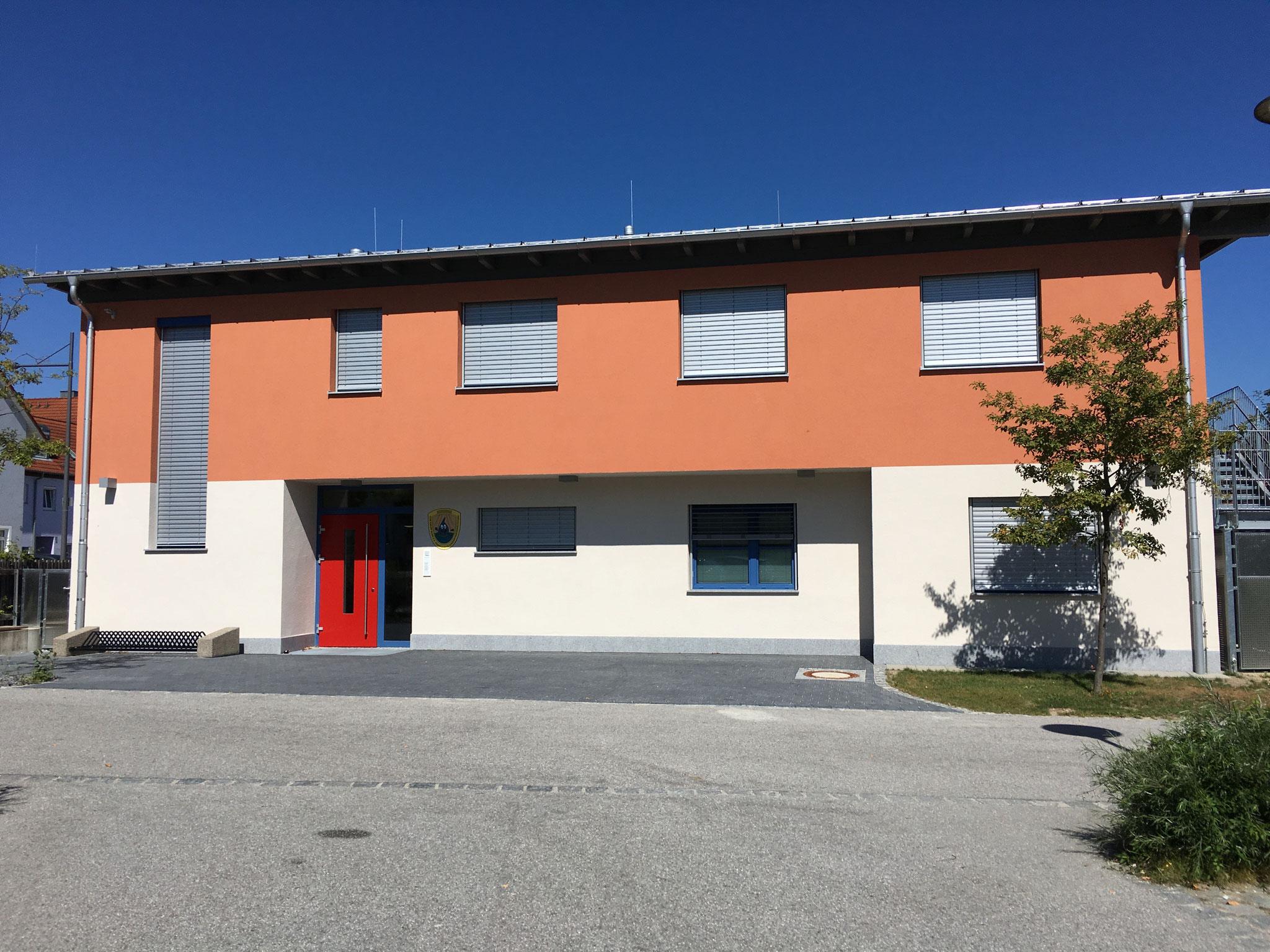 Erweiterung Kindergarten, Niederaichbach 2016