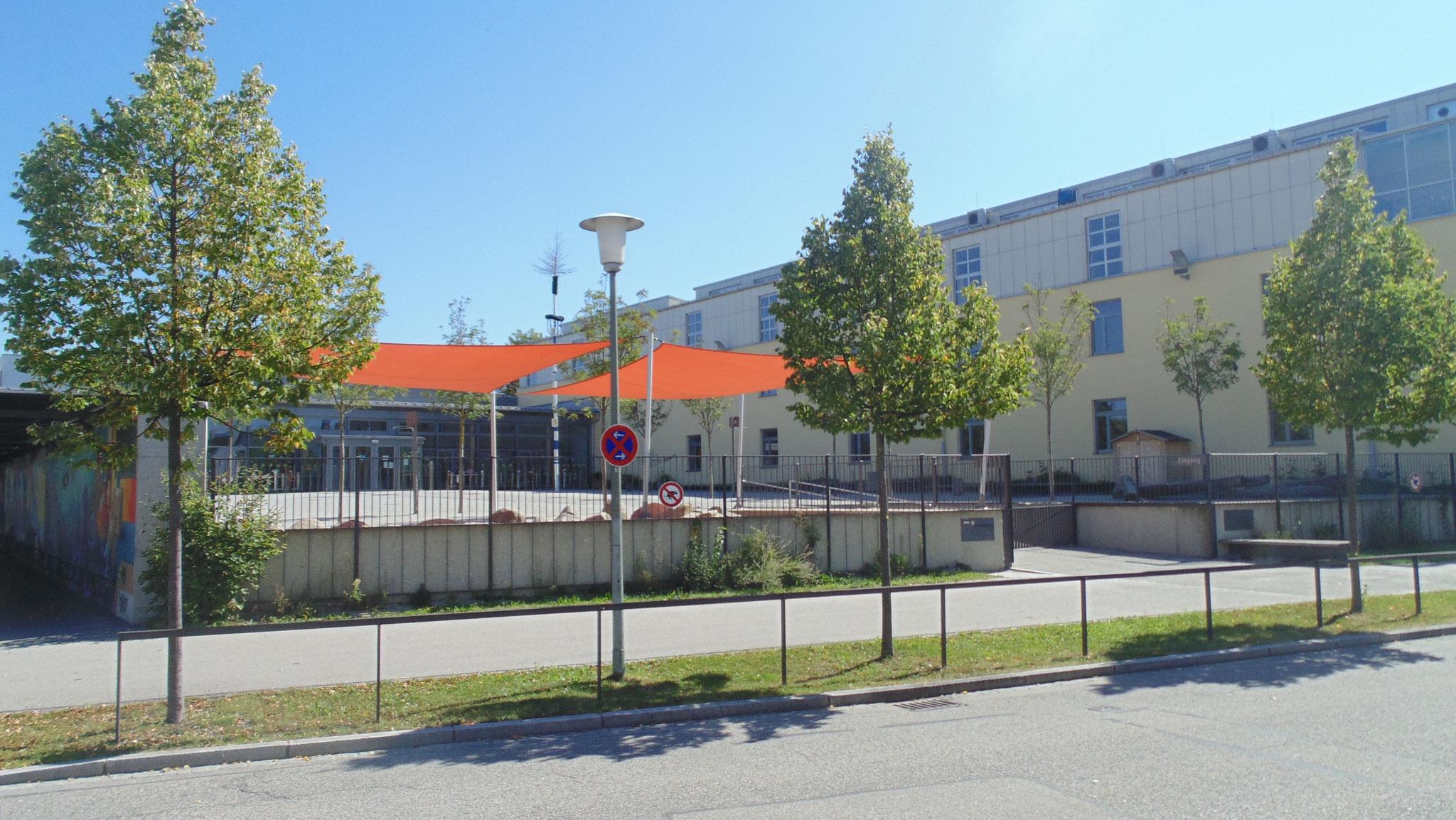 Umbau und Sanierung Volksschule, Ergolding 2011/2012