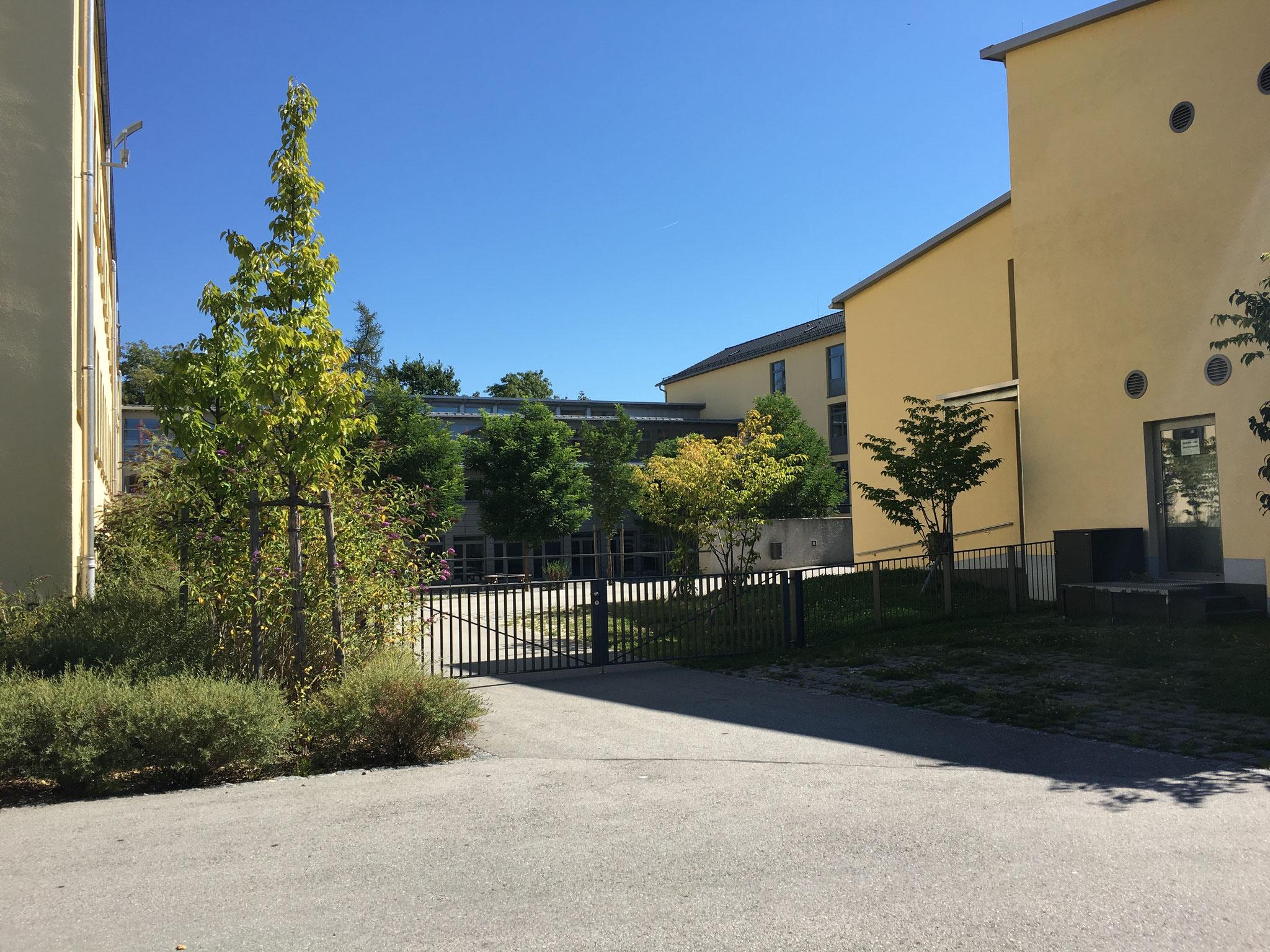 Umbau und Sanierung Volksschule, Altdorf 2011/2012