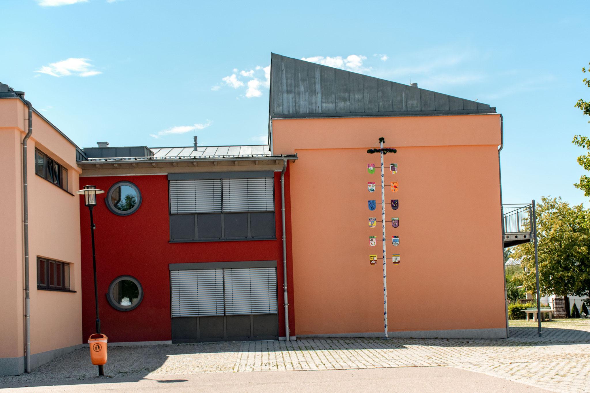 Sanierung Mittelschule, Altdorf 2012