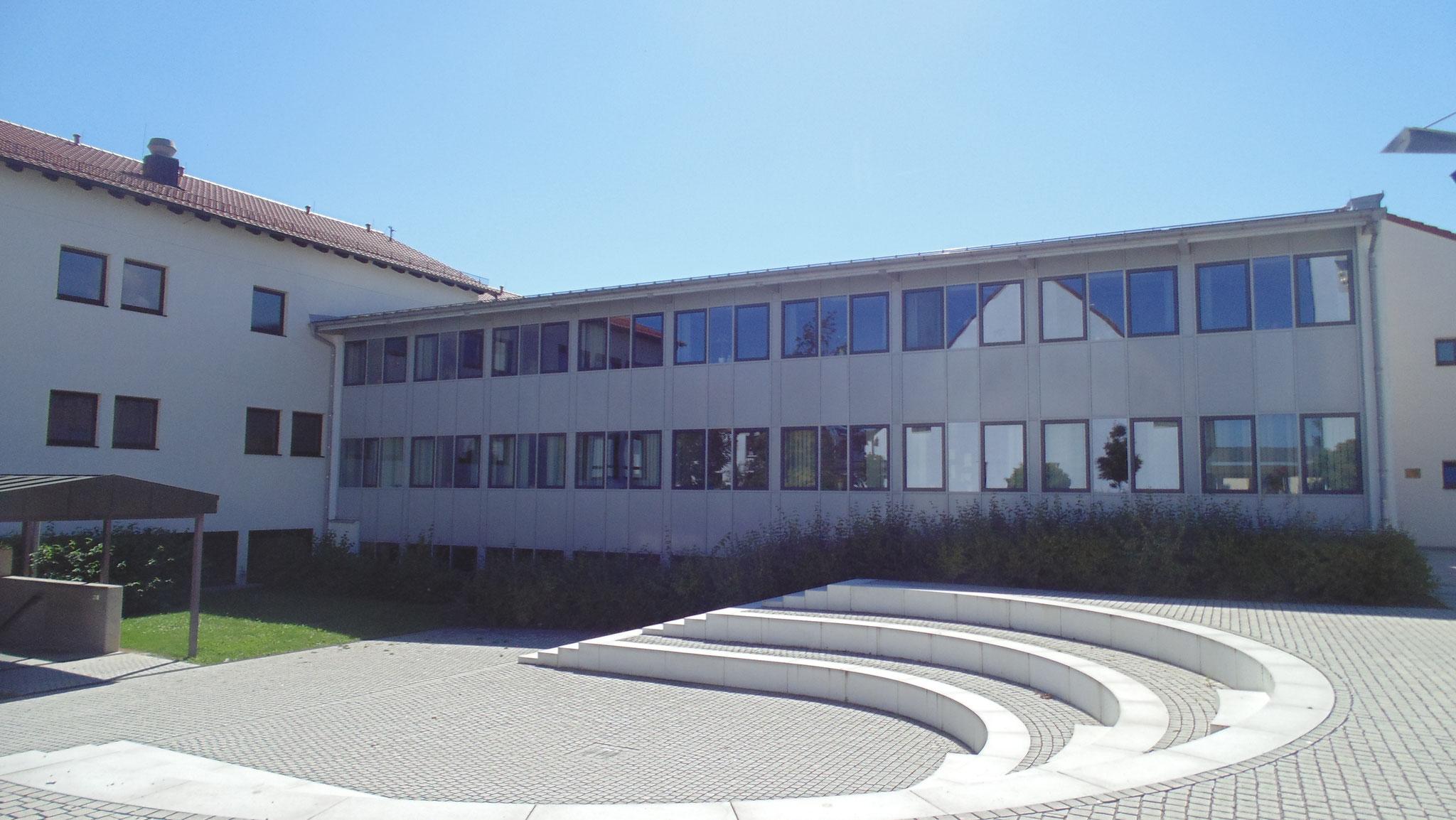 Umbau und Erweiterung Grund- und Hauptschule, Niederaichbach 1996