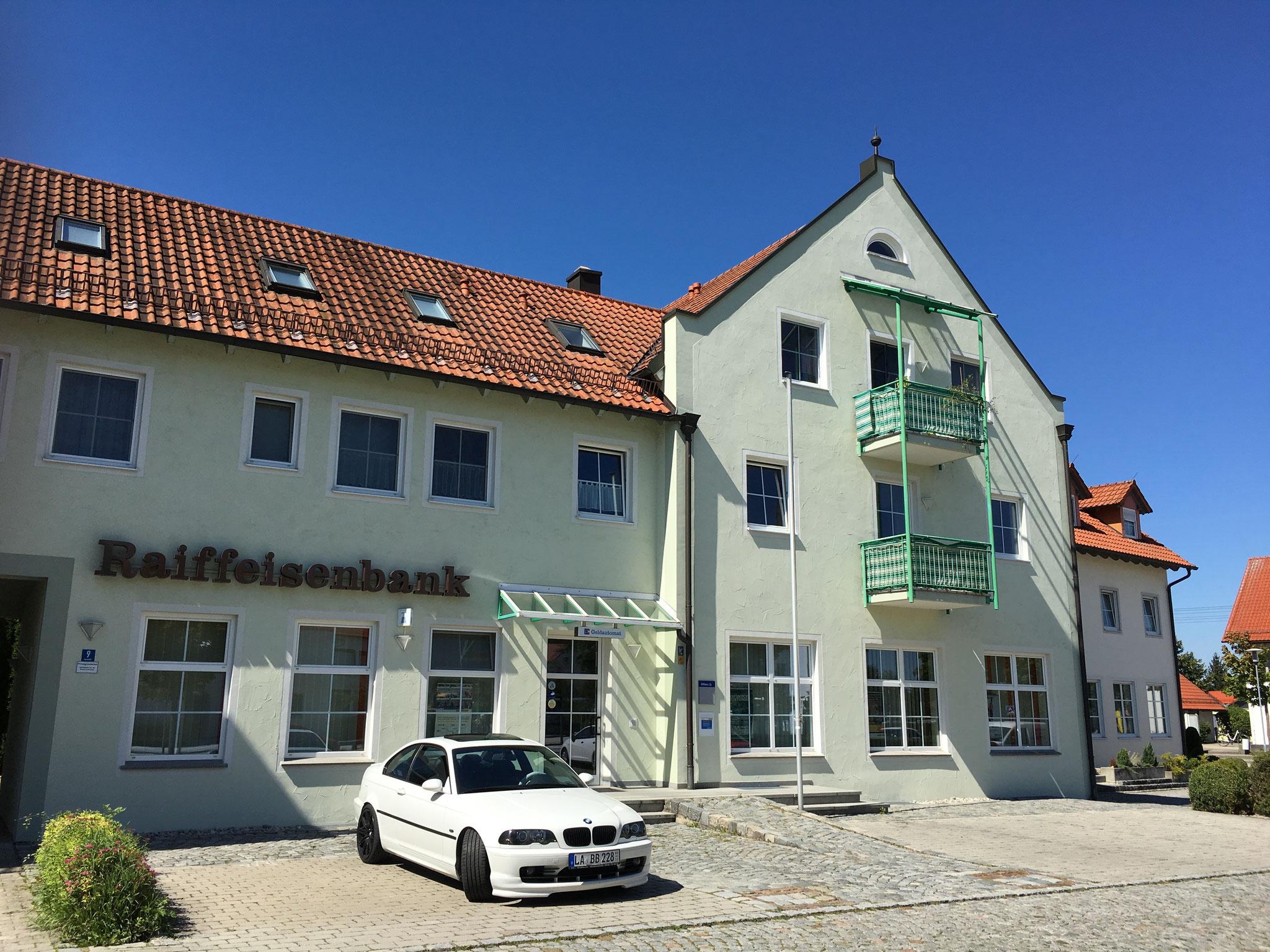 Mehrfamilienwohnhaus, Niederaichbach