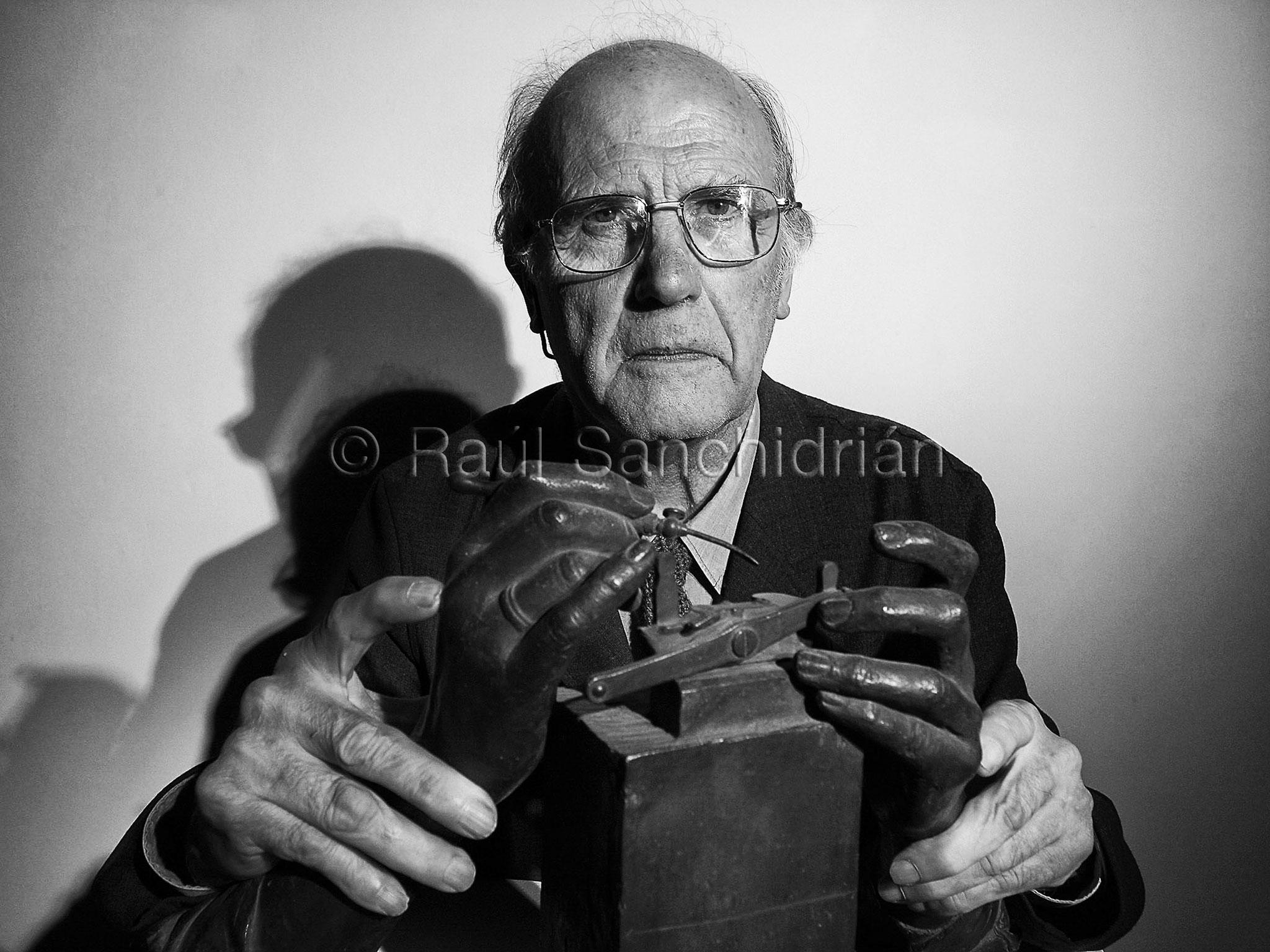 Julio López / © Raúl Sanchidrián