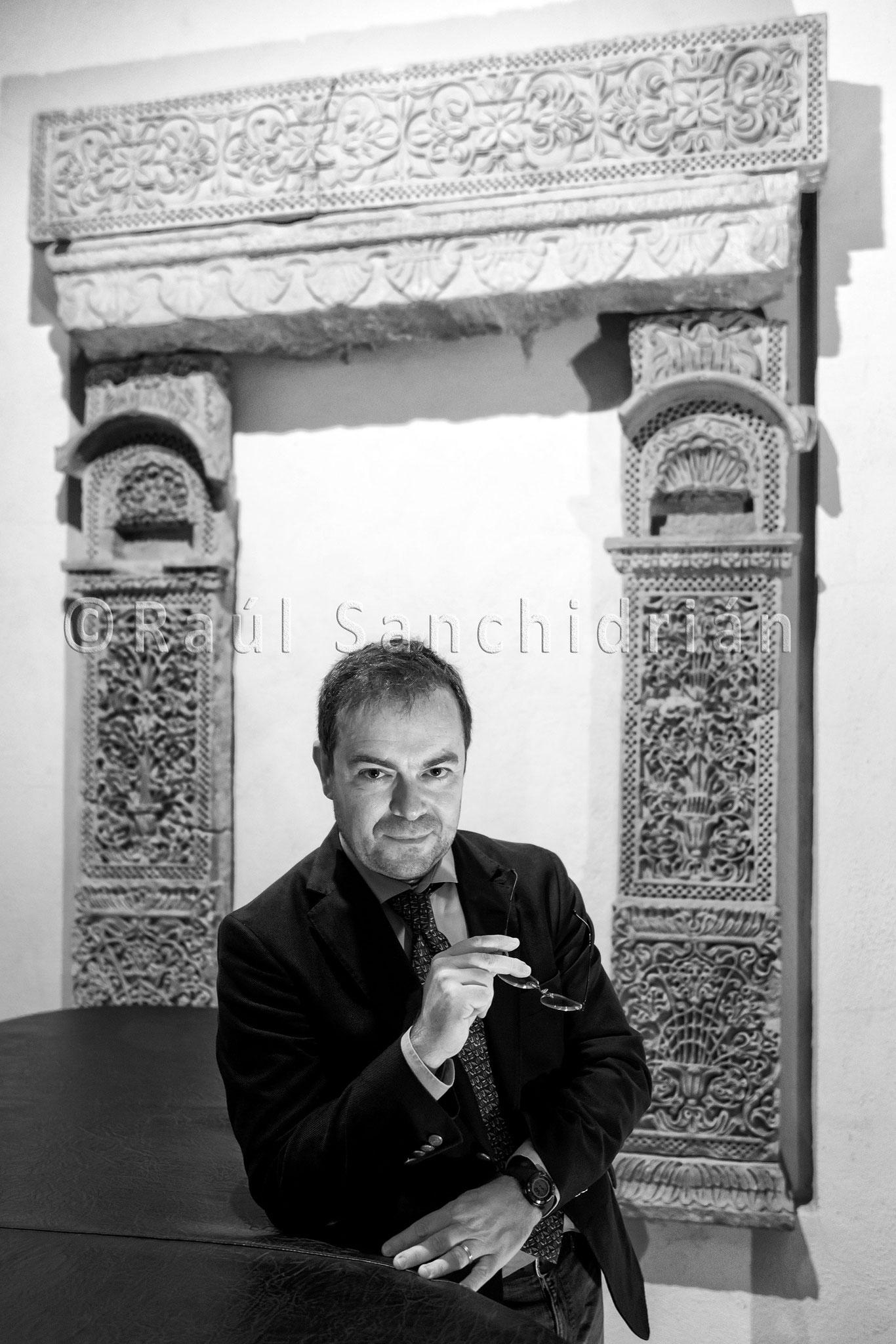Javier Sierra / © Raúl Sanchidrián