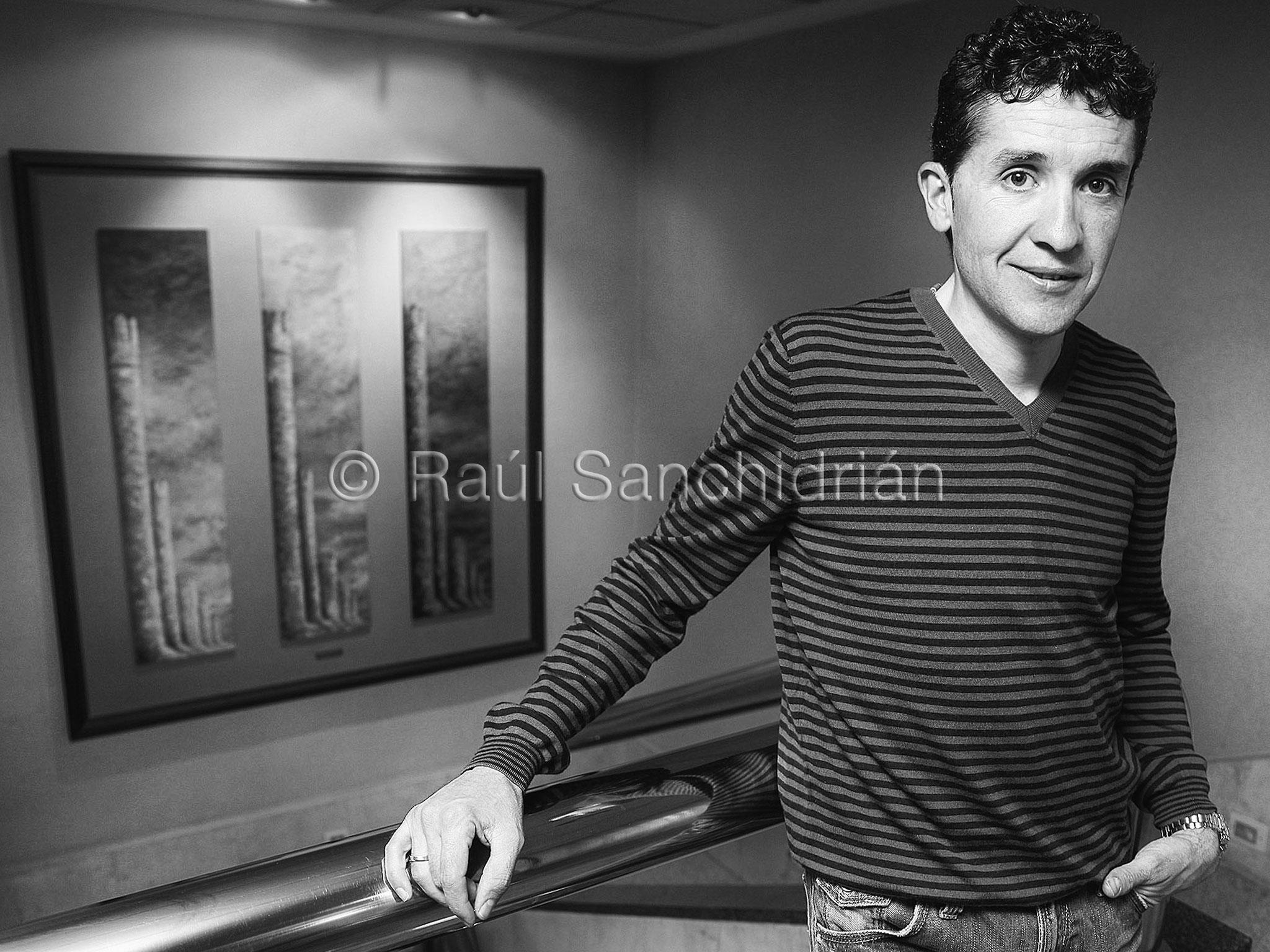 Carlos Sastre / © Raúl Sanchidrián