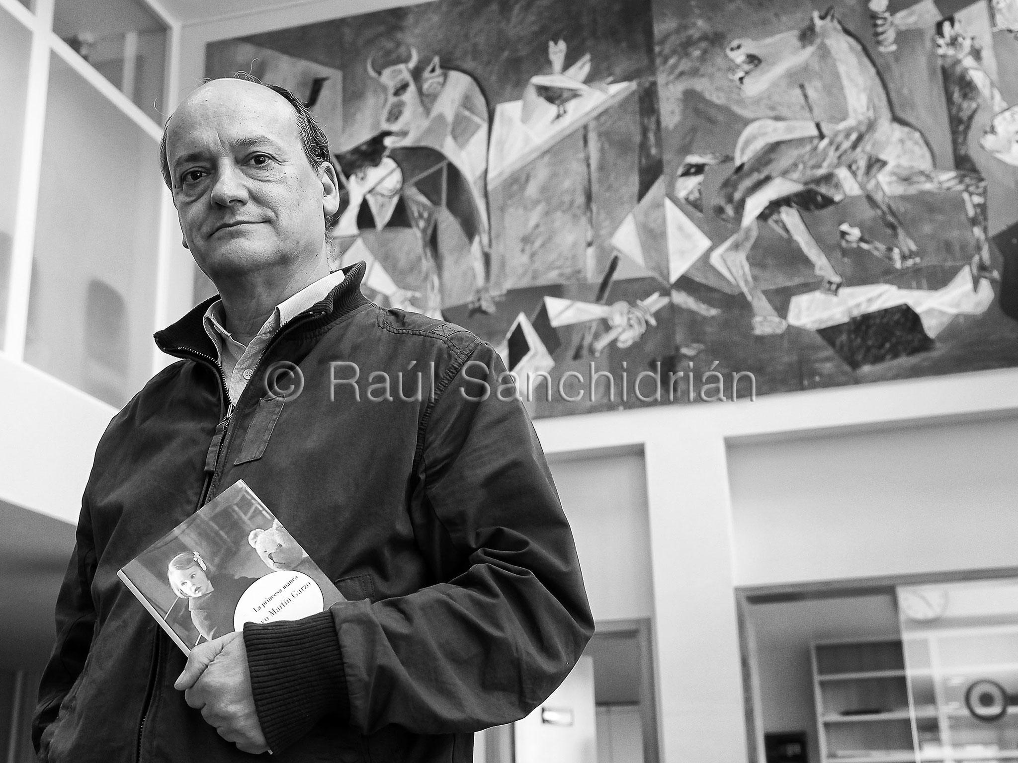 Gustavo Martín Garzo / © Raúl Sanchidrián