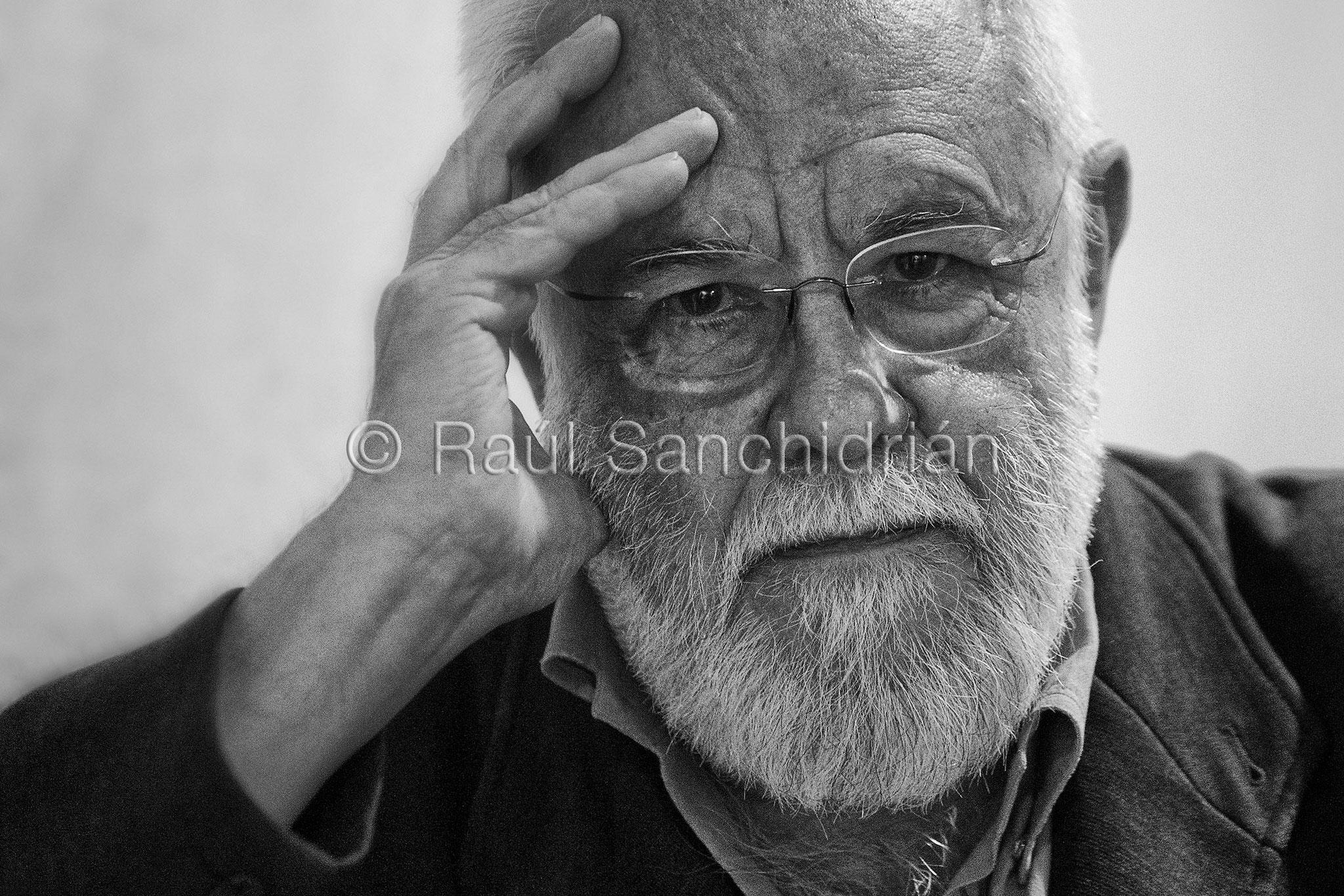 Gonzalo Suárez / © Raúl Sanchidrián