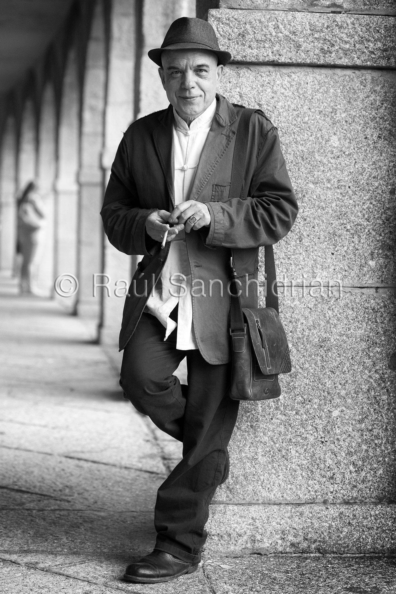 Jesús Ferrero / © Raúl Sanchidrián
