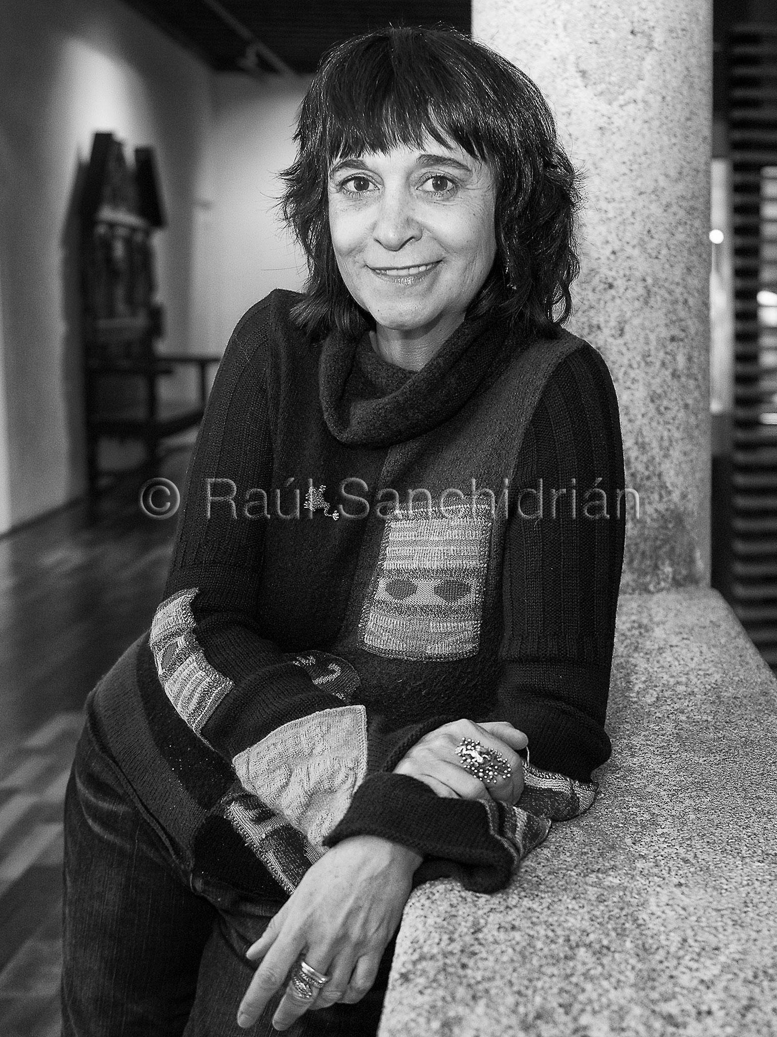Rosa Montero / © Raúl Sanchidrián